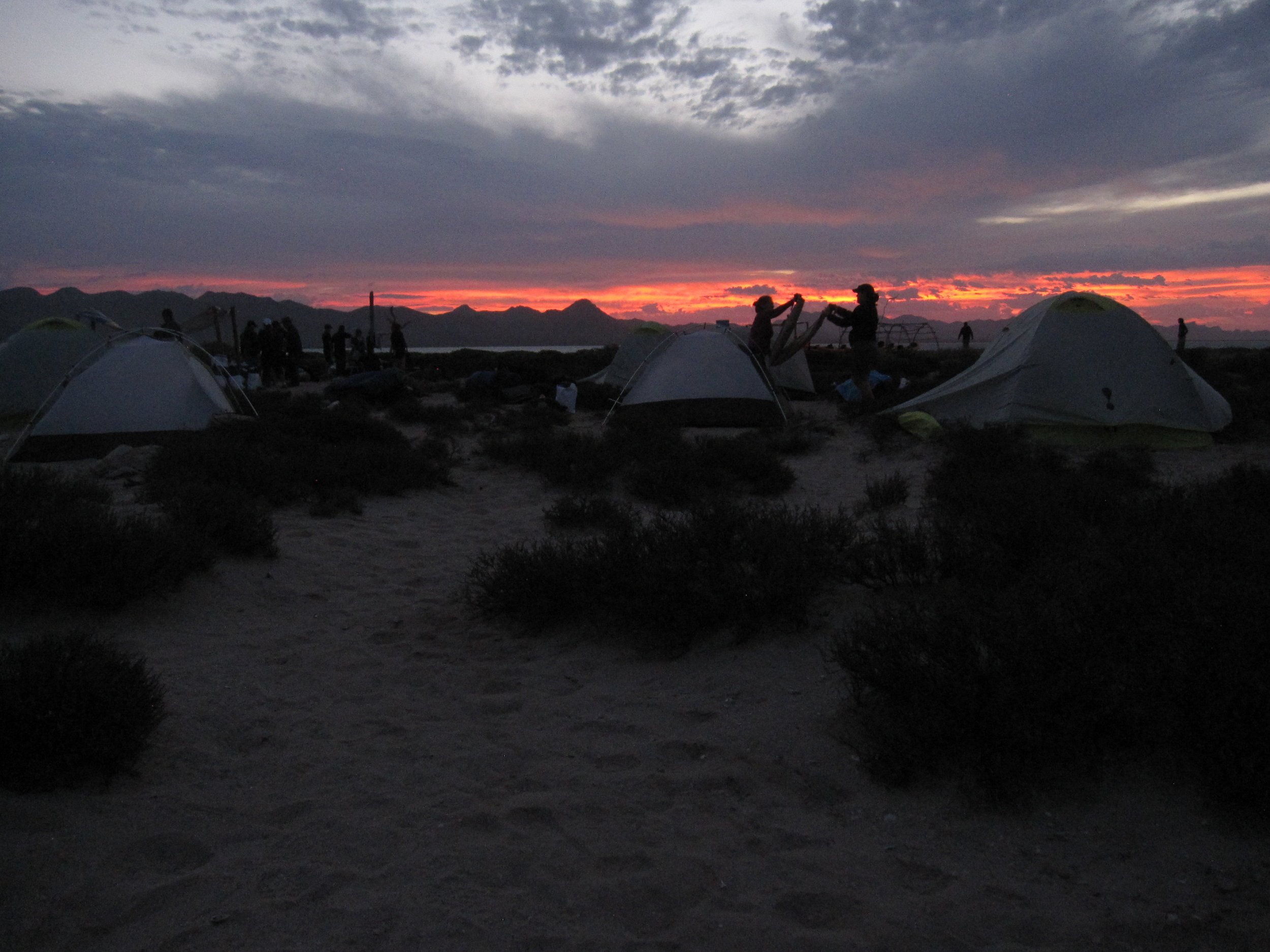 Breaking Camp.JPG