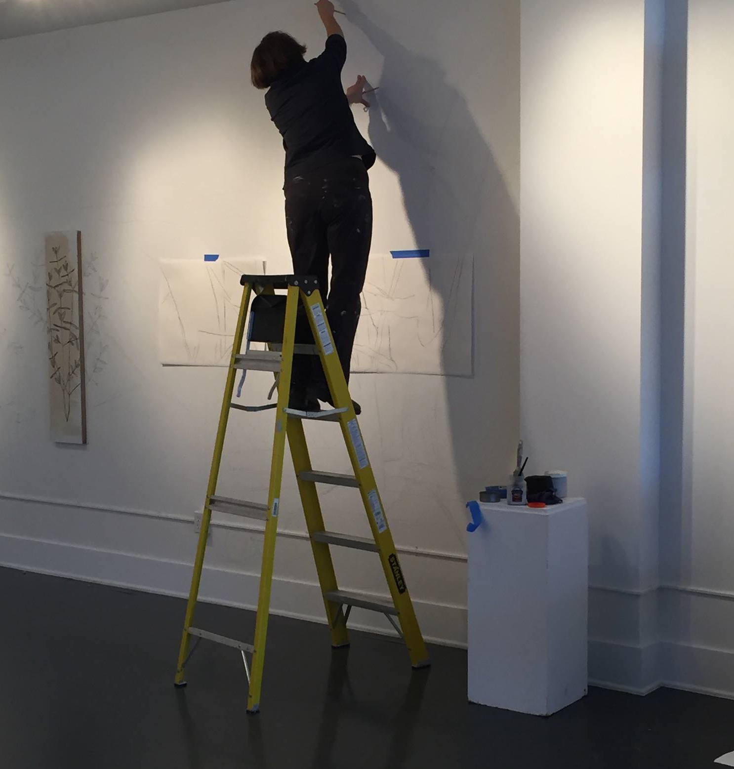 Installing, January 2016