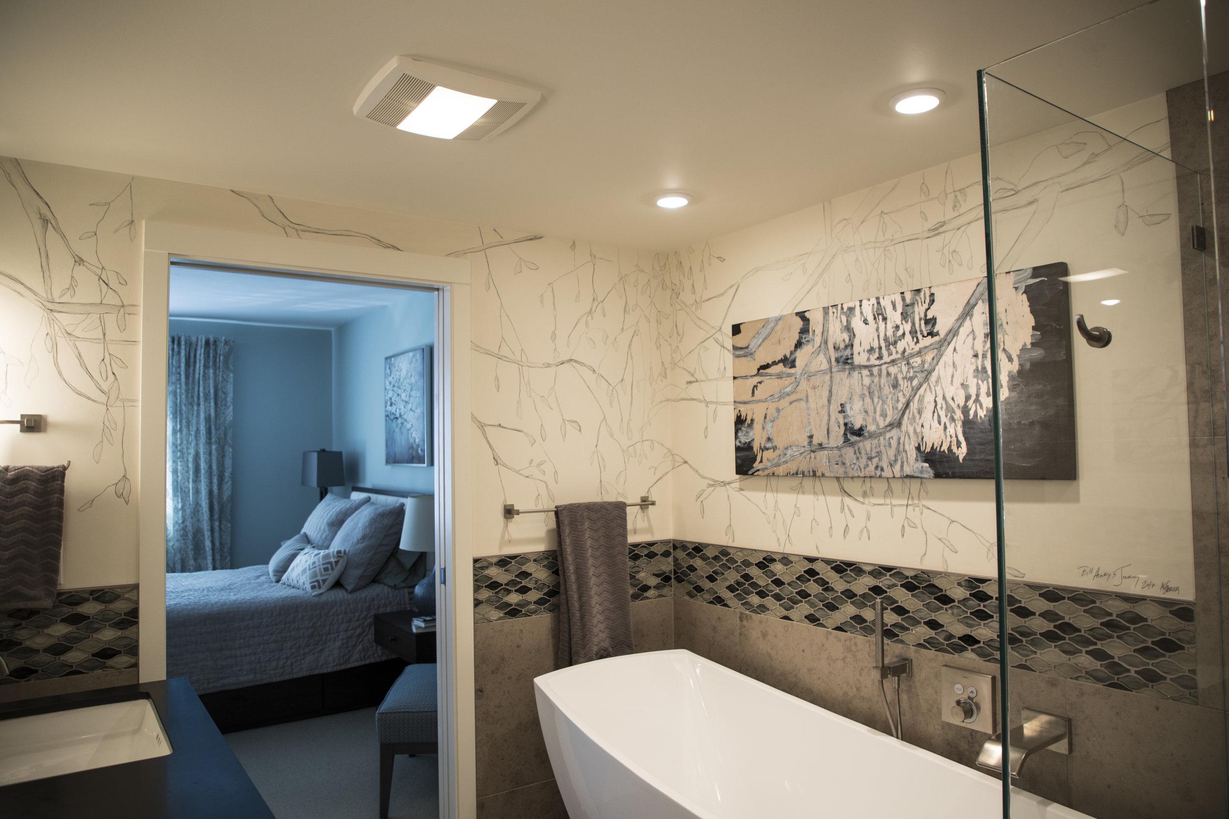 Bath, Bill Henry's Journey