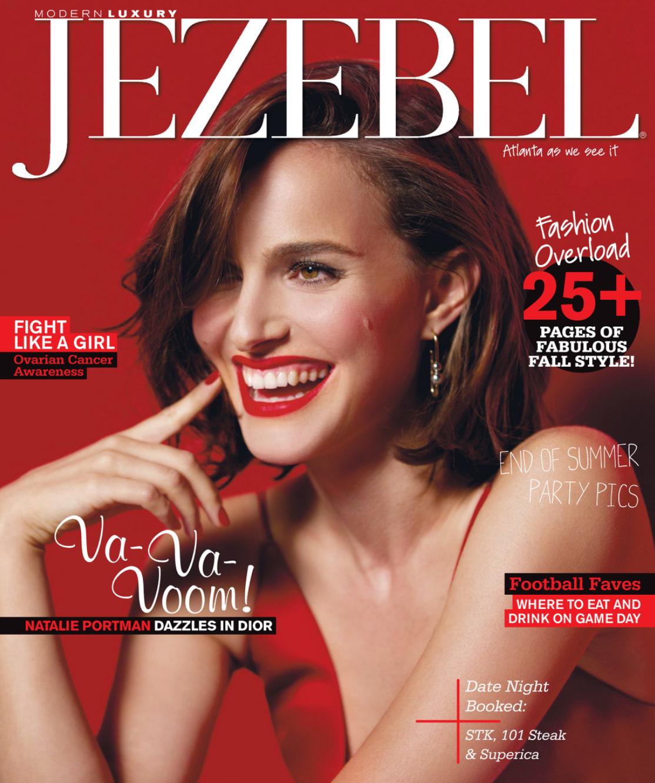 Jezebel | September 2016 | Spaces + Design