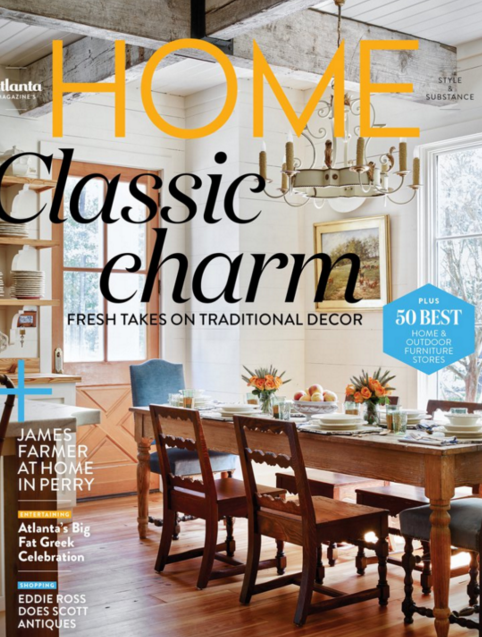 Atlanta Magazine Home | Spring 2016 Issue  | 50 Best Home and Outdoor Furniture Stores in Atlanta
