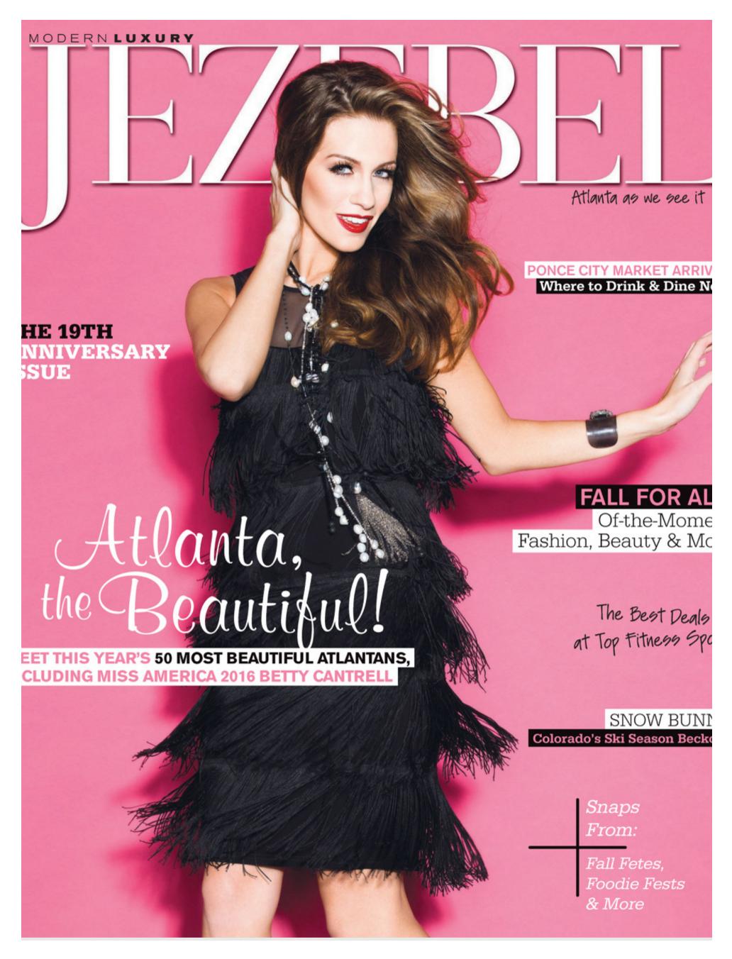 Jezebel Magazine | November 2015