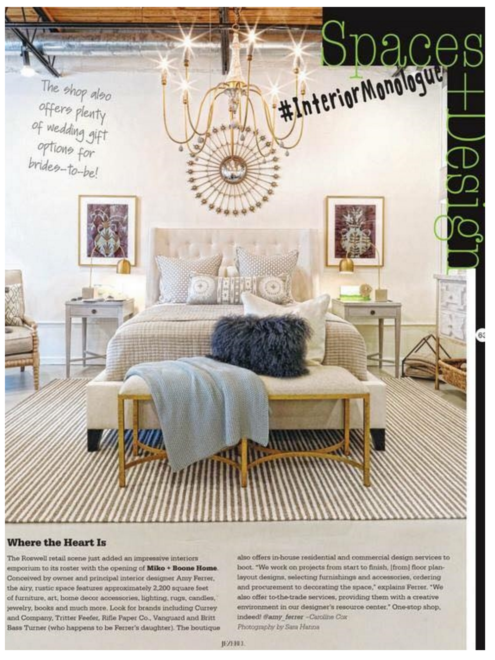 Jezebel Magazine | November 2015 | Editor: Caroline Cox
