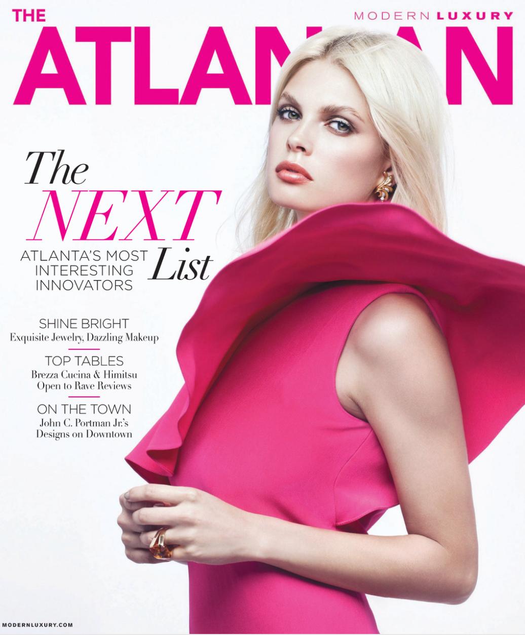 The Atlantan Magazine | December 11, 2015