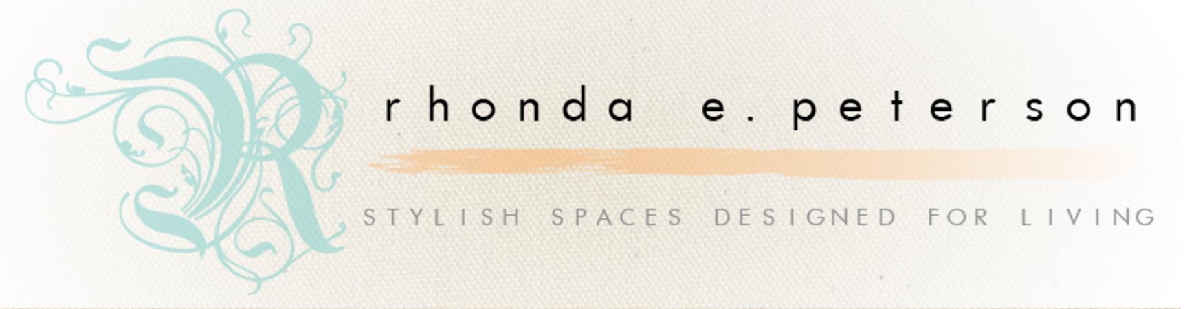 Rhonda Peterson Blog | December 15, 2015