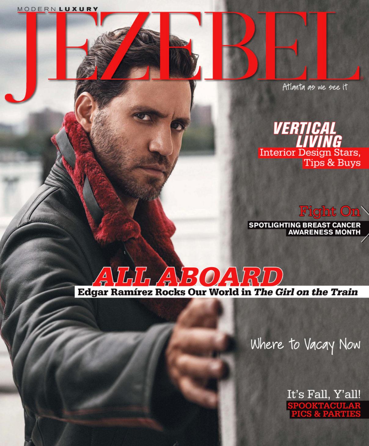 Jezebel | October 2016 | Vertical Living | Eye for Design