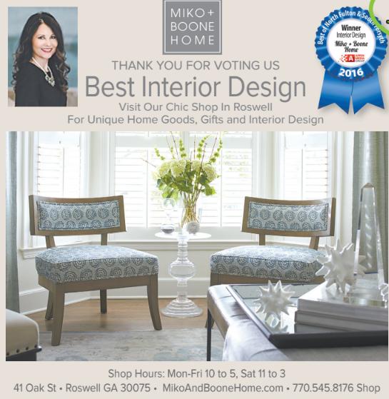 Best Interior Designer 2016 | Appen Media