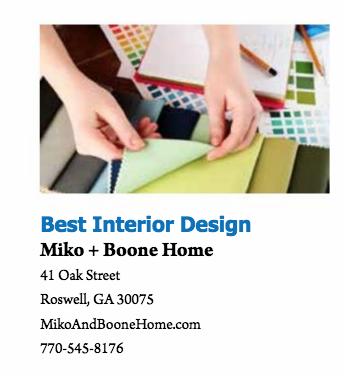 North Fulton Family Life | Best Interior Design 2018