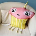 Spoonflower   fabrics + sewable toys