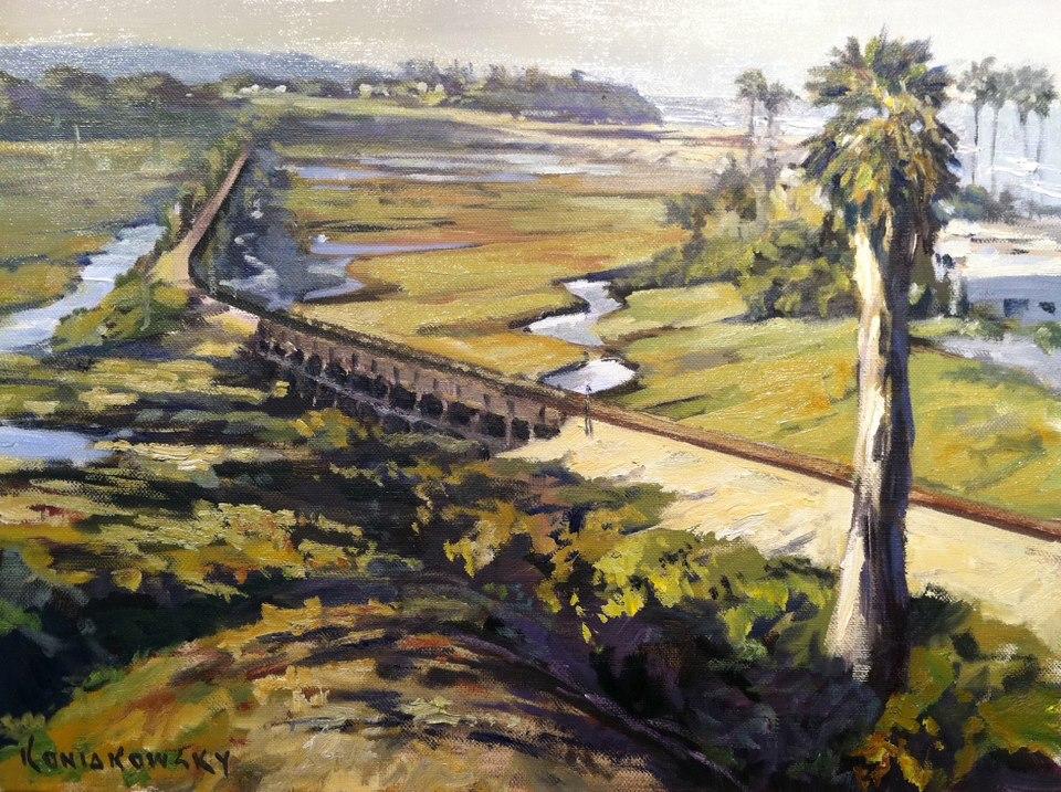 Lagoon Overlook