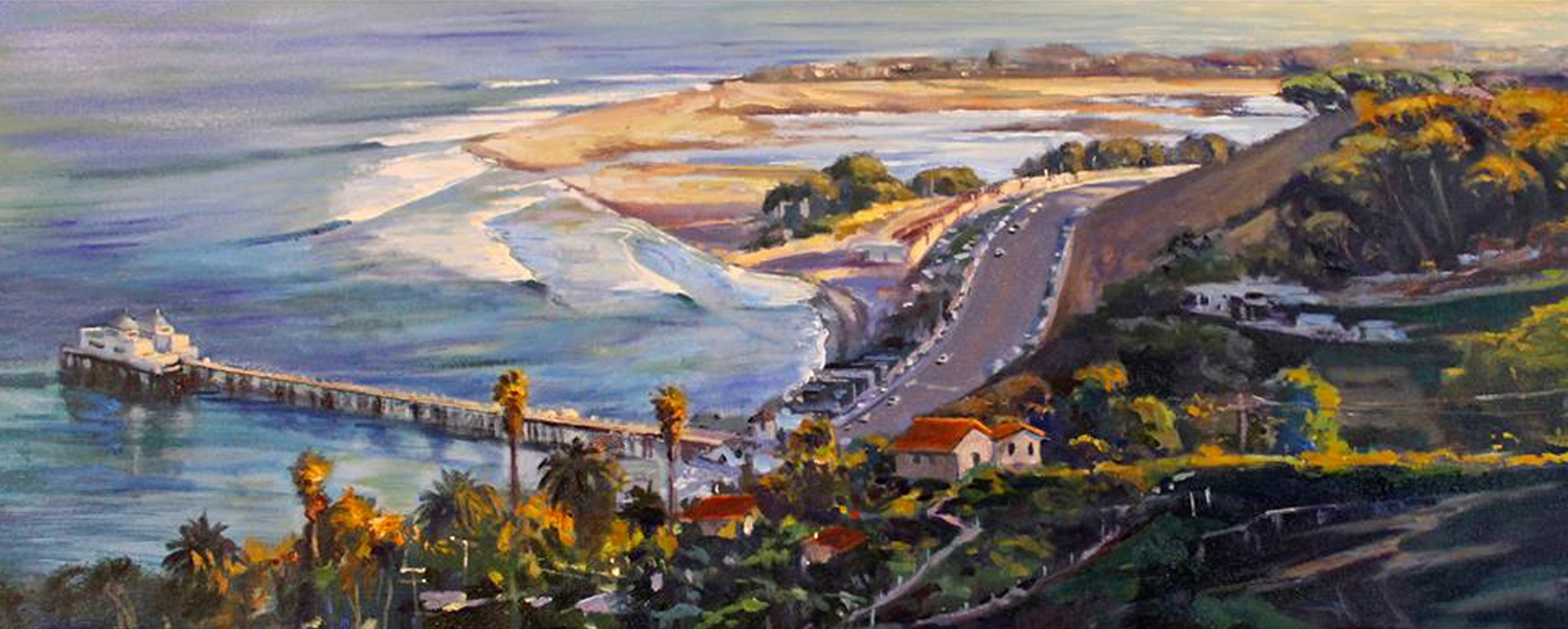 Above Malibu