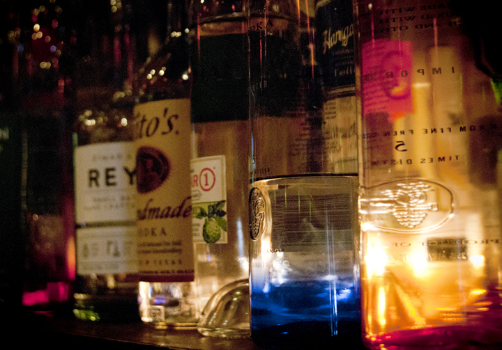 Sugar Lounge features more than 300 liquors and libations.