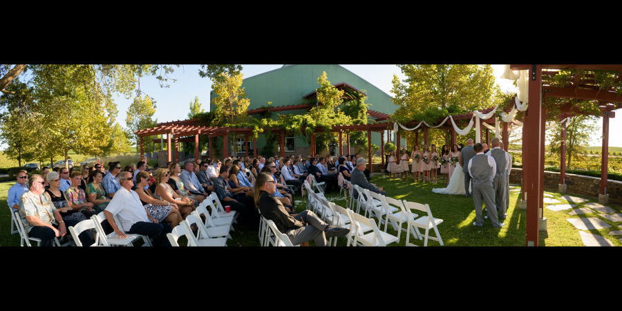 Bianchi Winery Wedding Photos - Anna and Alan - by Bay Area wedding photographer Chris Schmauch