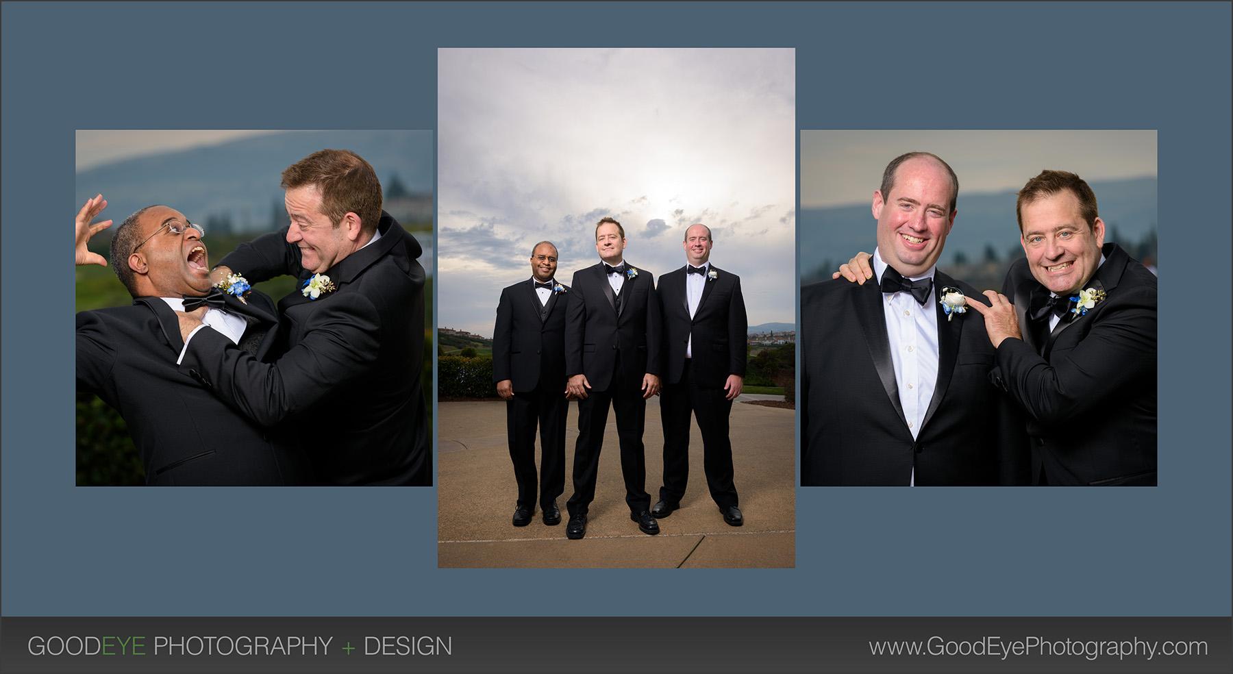 The Bridges Golf Club Wedding Photography in San Ramon –Crystal + Erin