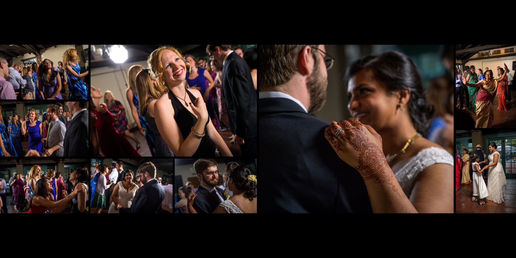 Dancing –Allied Arts Guild –Menlo Park wedding photos –by Bay Area wedding photographer Chris Schmauch