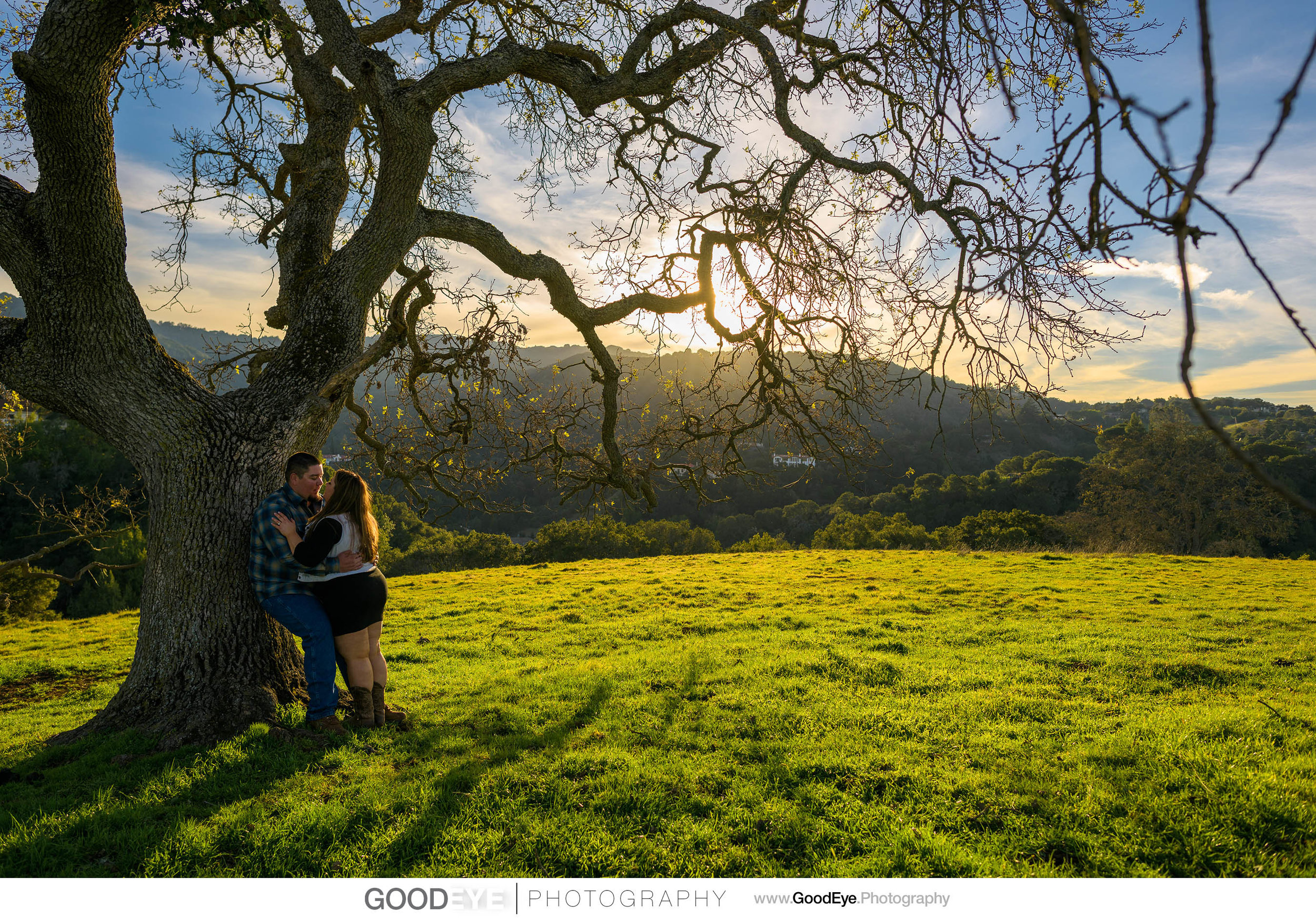 Los Altos Hills Engagement Photography - by Bay Area wedding pho