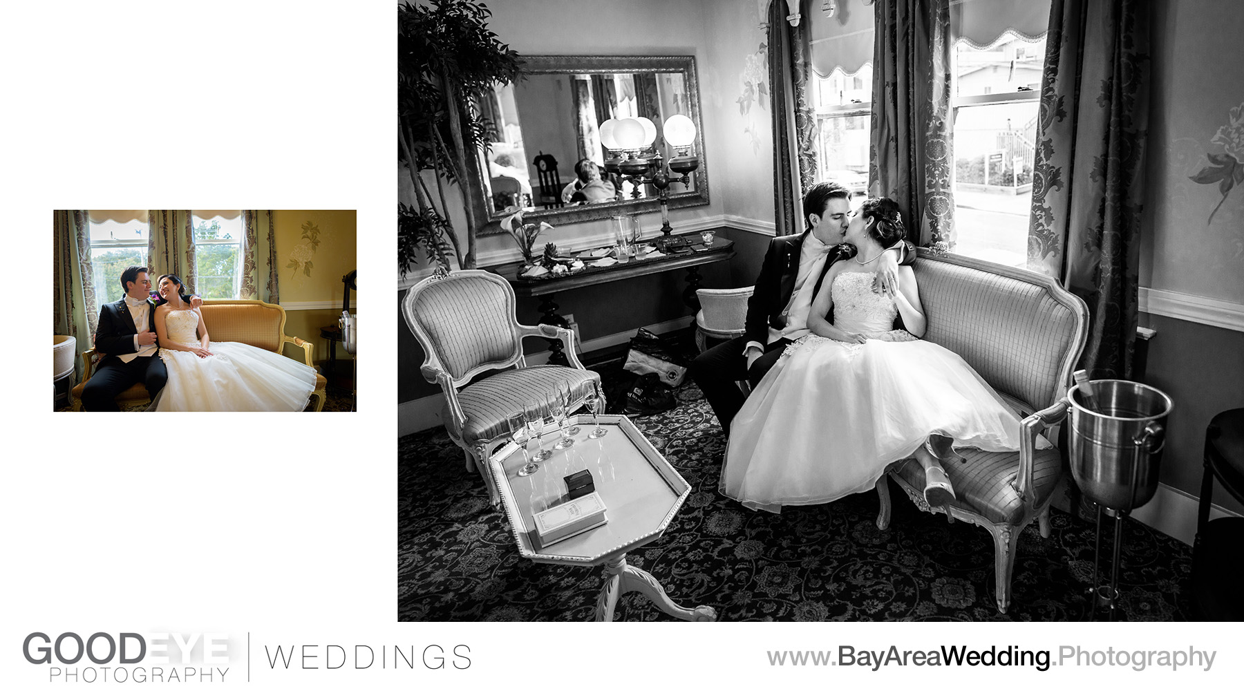 The Perry House Wedding Photography - Pacific Grove - by Bay Are