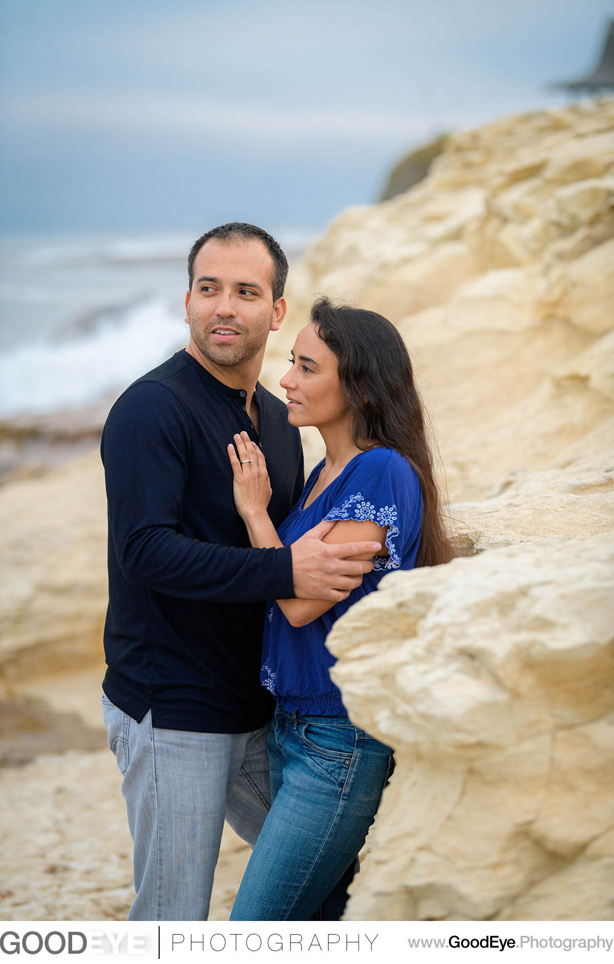 Natural Bridges Engagement Photography - Veronica and John - pho
