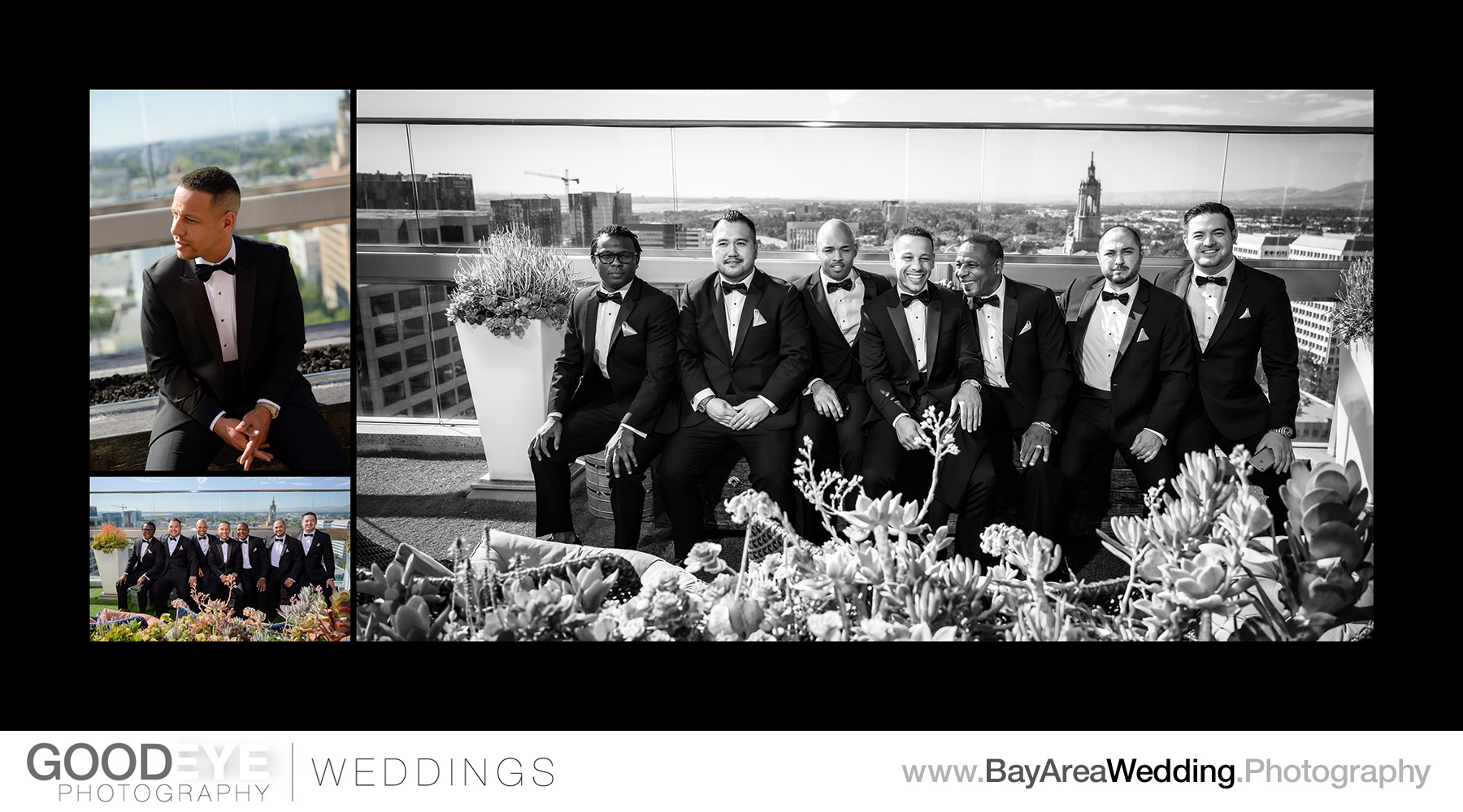 Silicon Valley Capital Club Wedding Photography - San Jose - by
