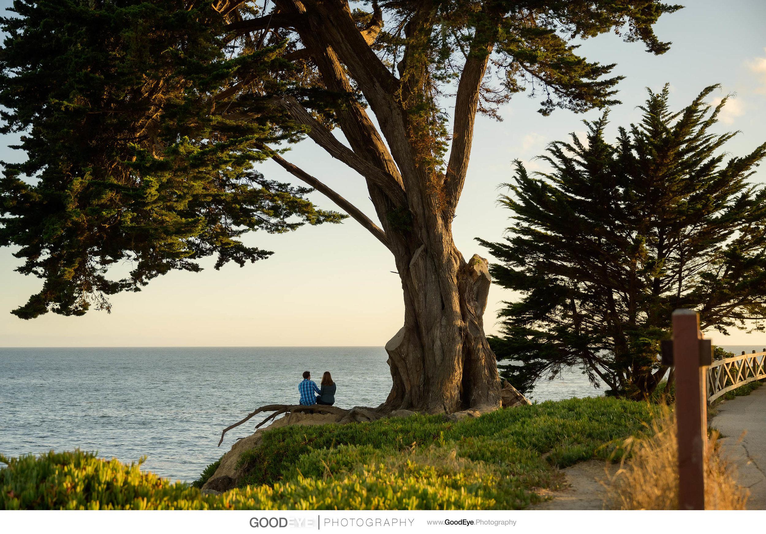 Santa Cruz Engagement Photographer - Steve and Jessica - West Cl