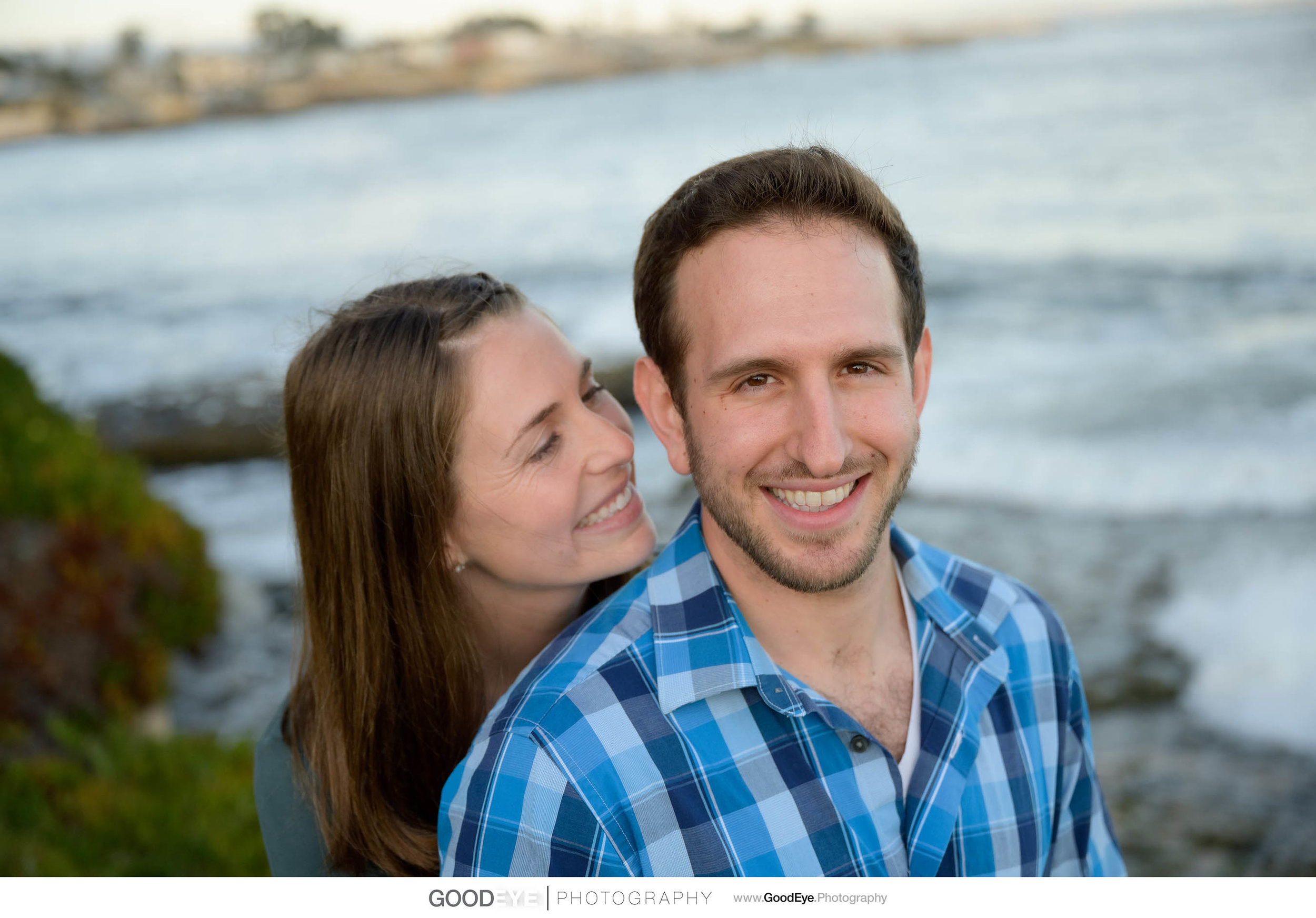 Santa Cruz Engagement Photographer - Steve and Jessica - West Cl