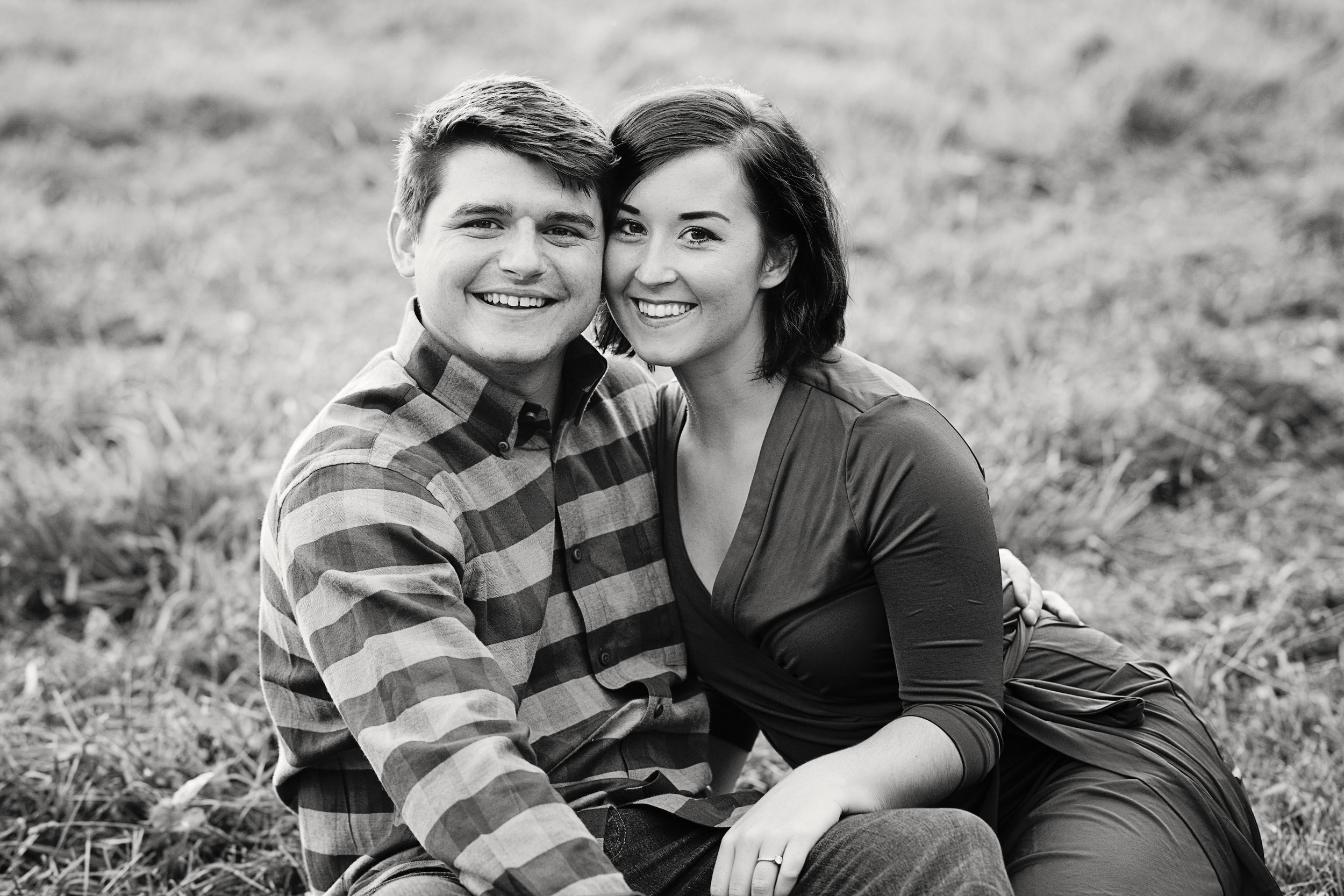 Hickory Hill Engagement | Iowa City Photographer