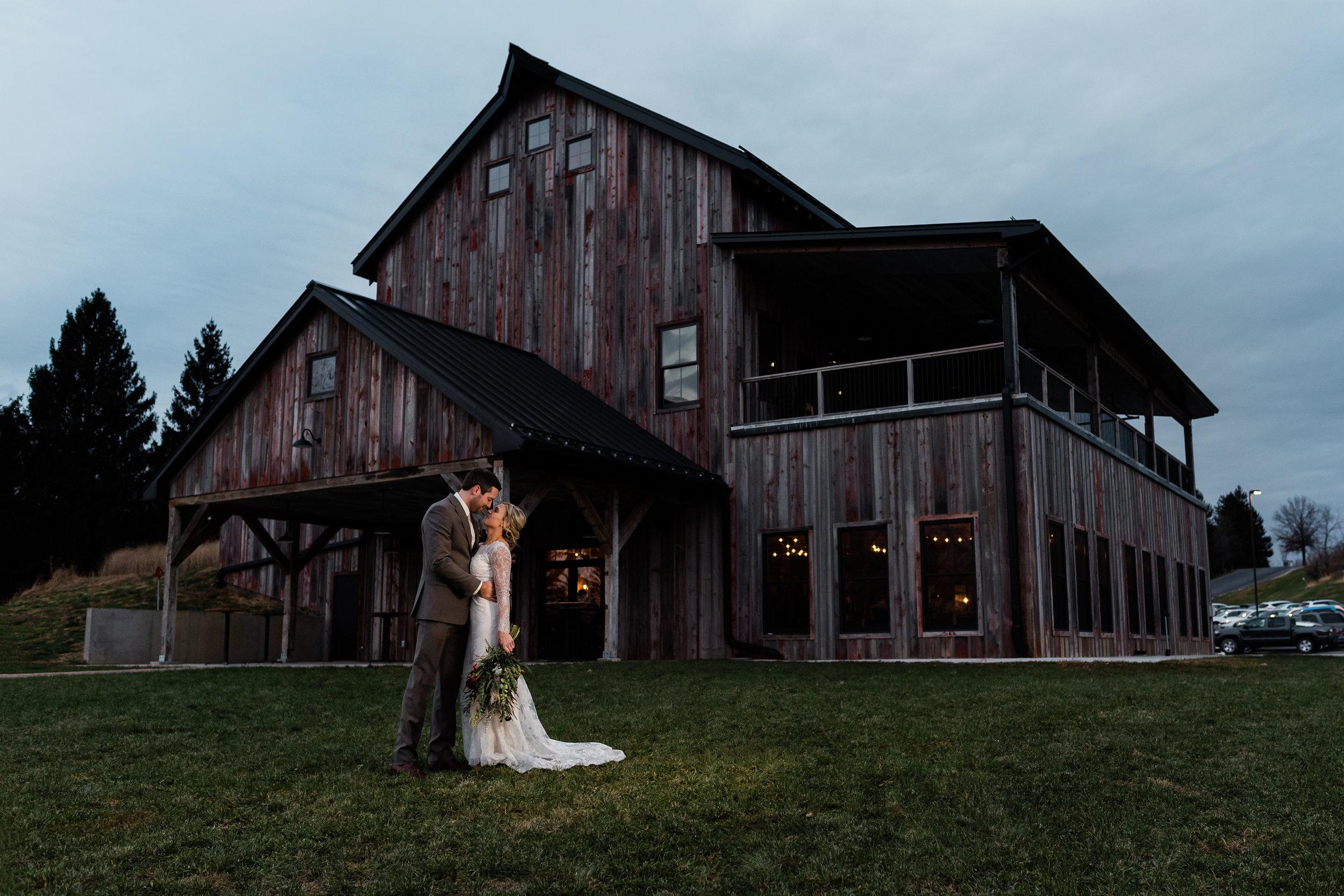 Rapid Creek Cidery - Newport, Iowa, Wedding Photographer