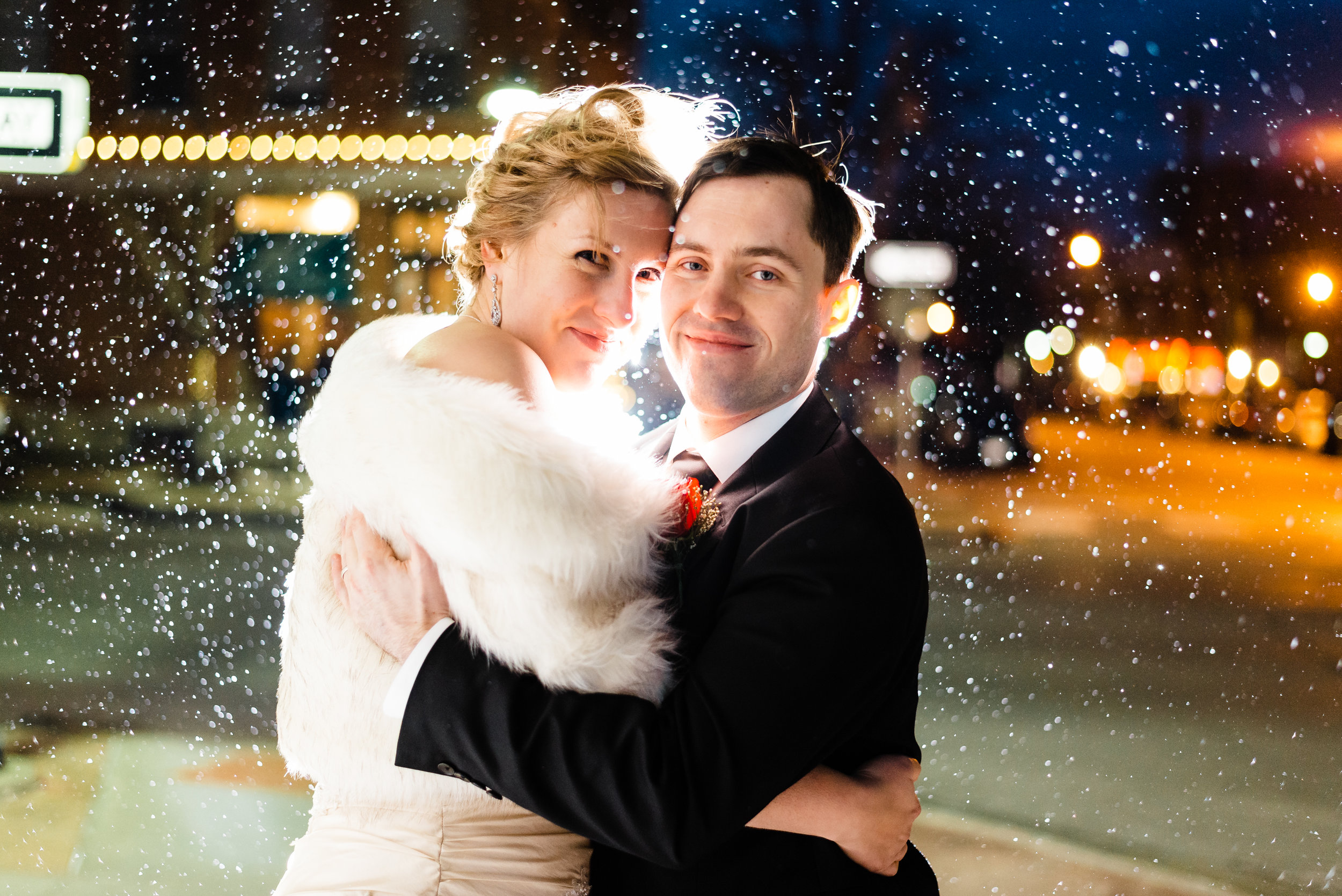 Motley Cow Cafe - Iowa City, Wedding Photographer