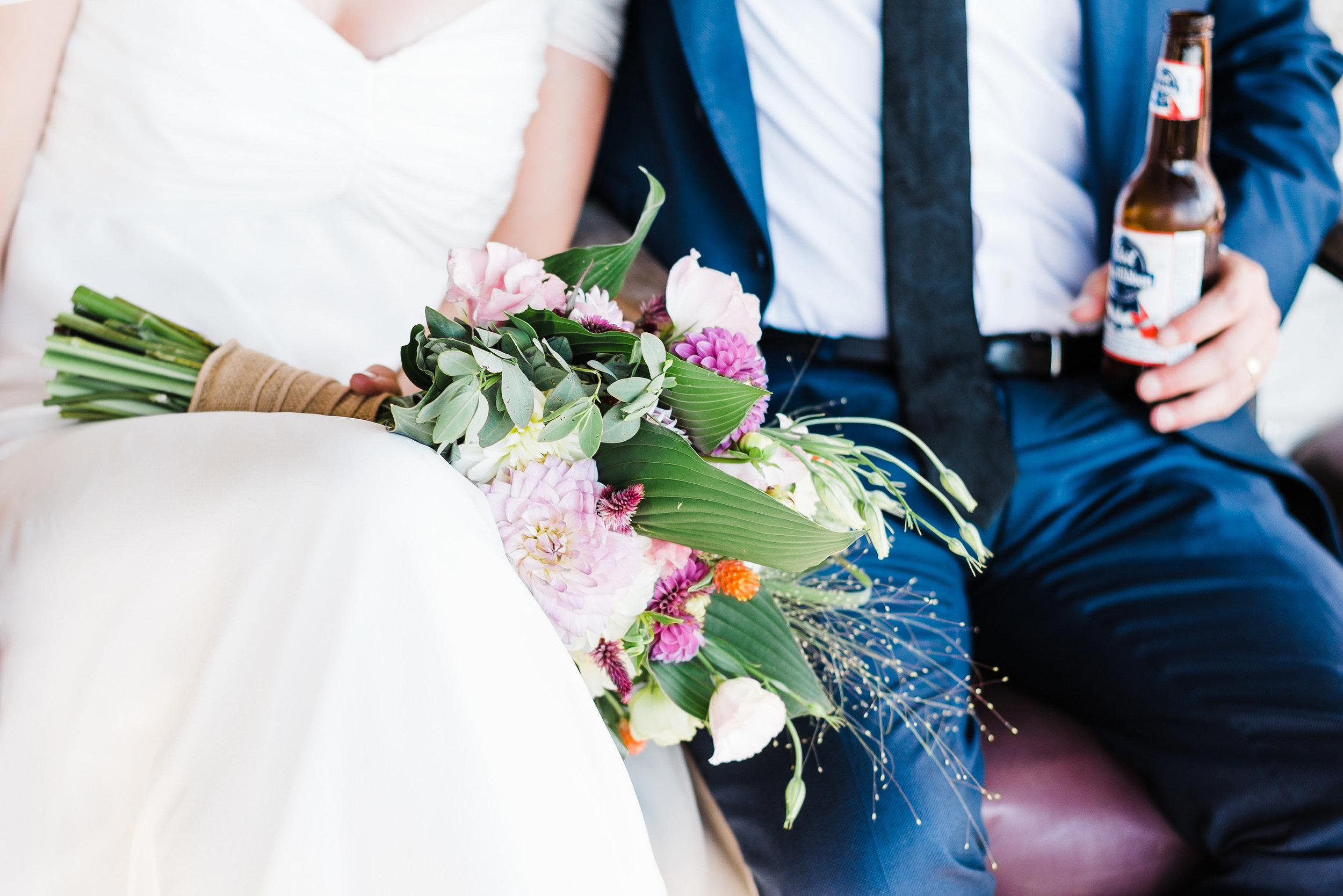 Sutliff Bar - Sutliff, Iowa, Wedding Photographer