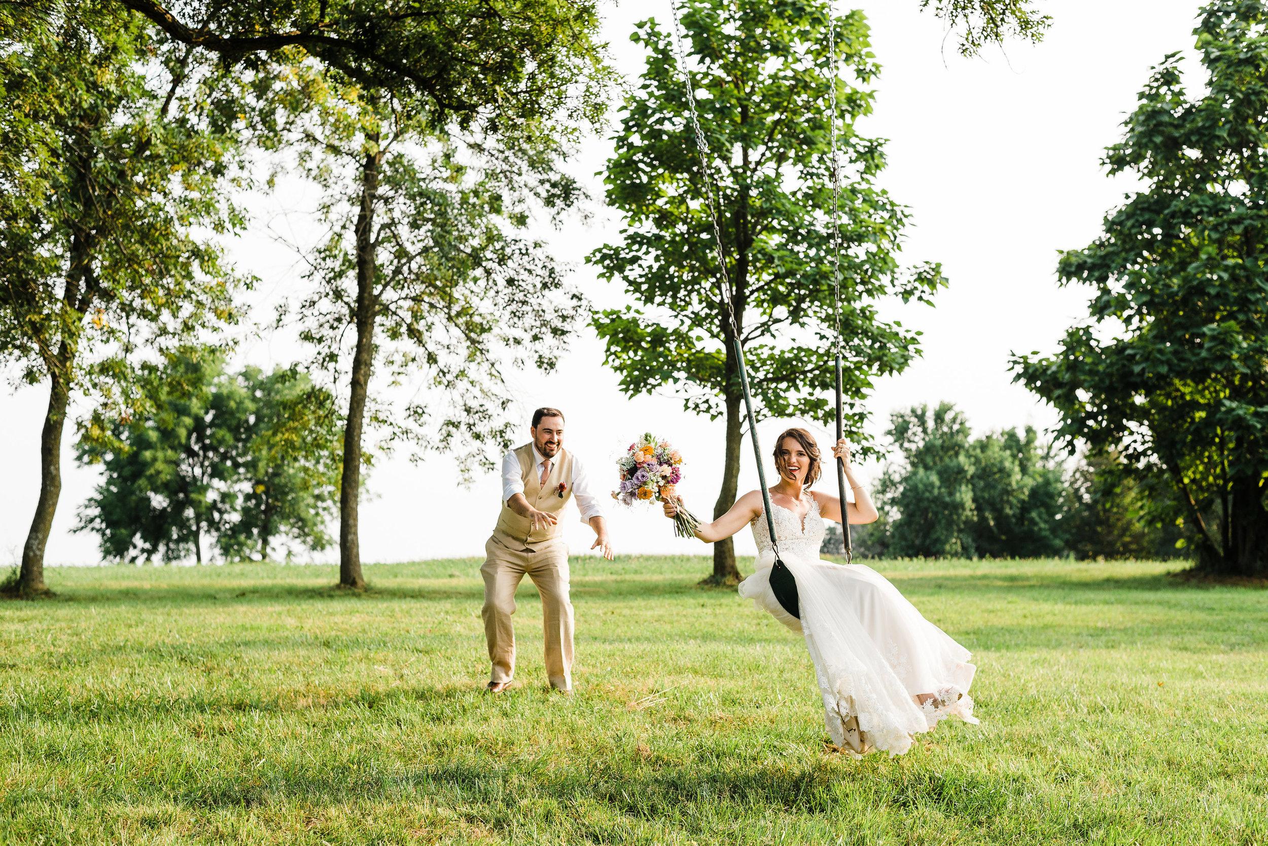 Family Farm - Oxford, Iowa, Wedding Photographer