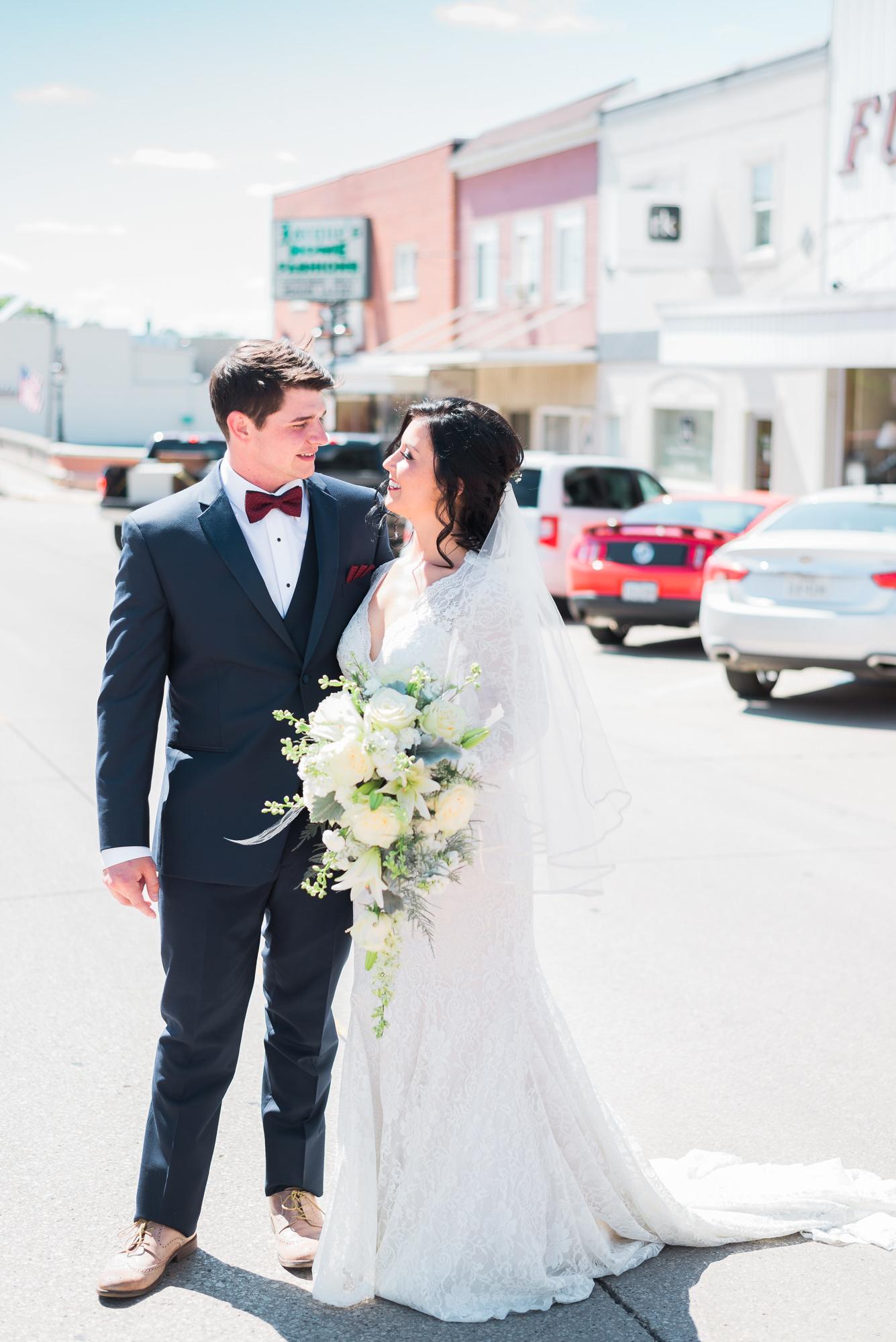 Field of Dreams - Dyersville, Iowa, Wedding Photographer