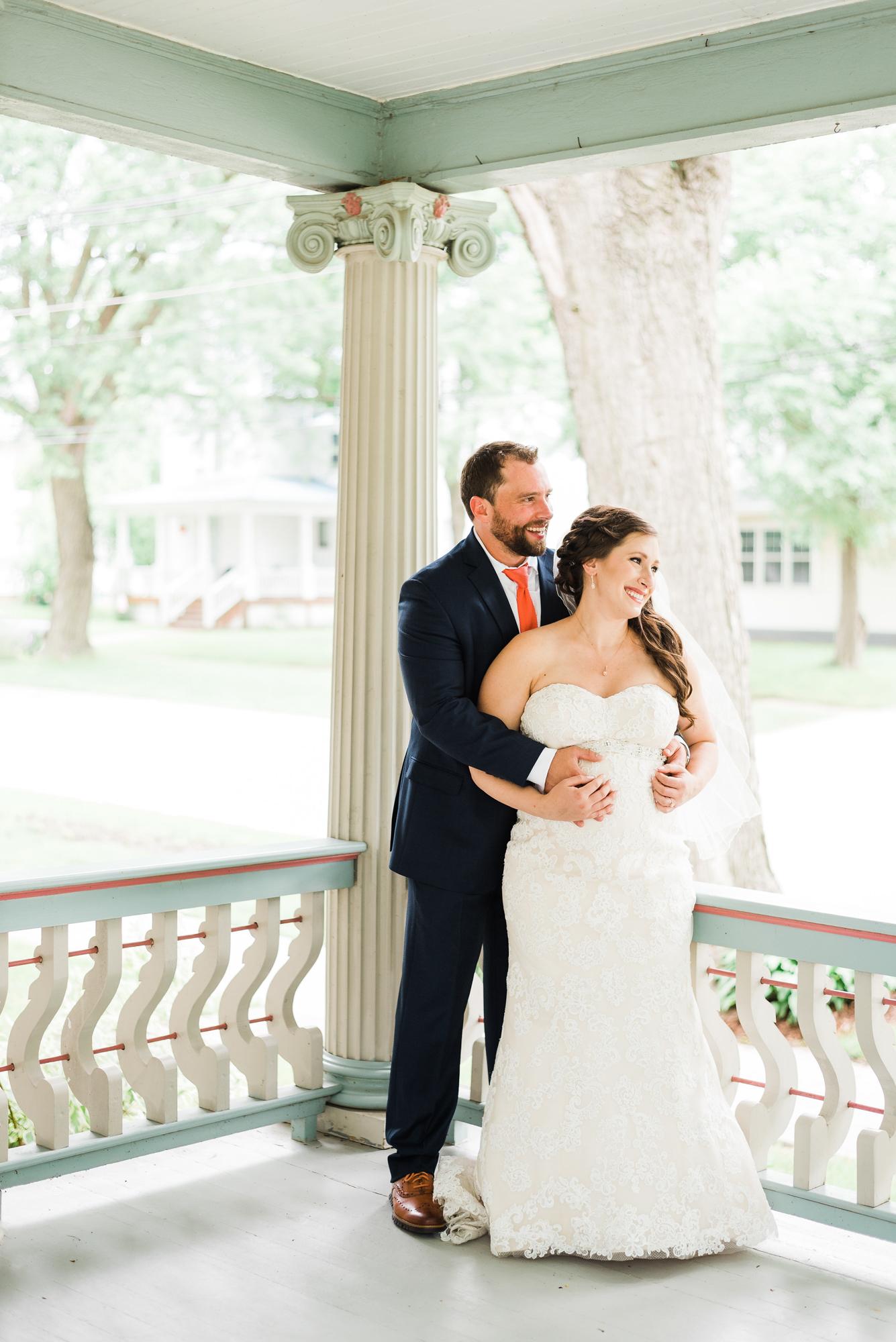 Tipton, Iowa June Wedding Photographer