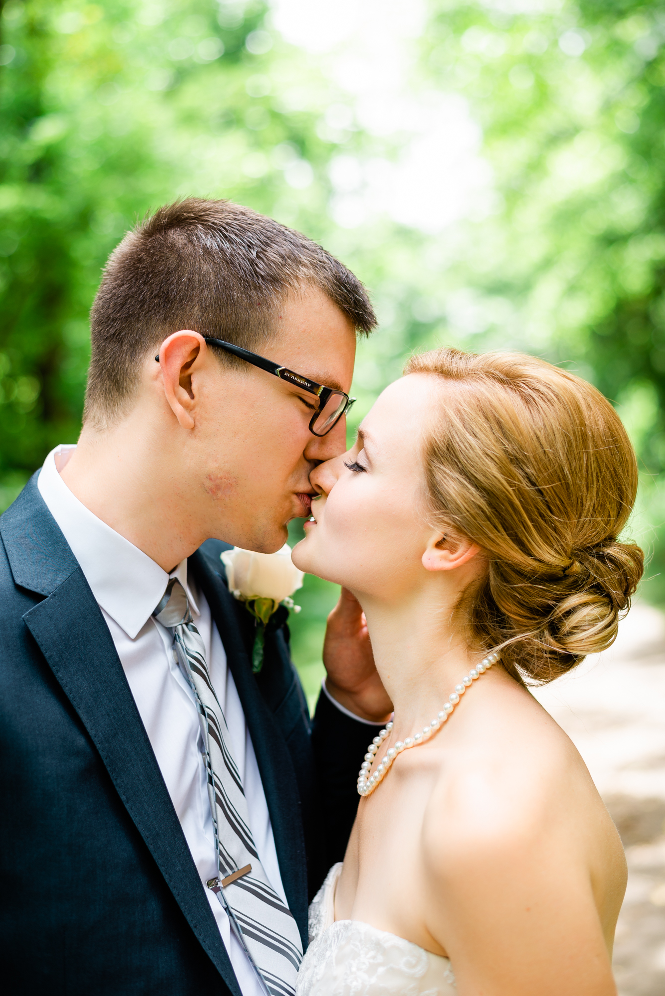 Terry Trueblood Lake Wedding Ceremony