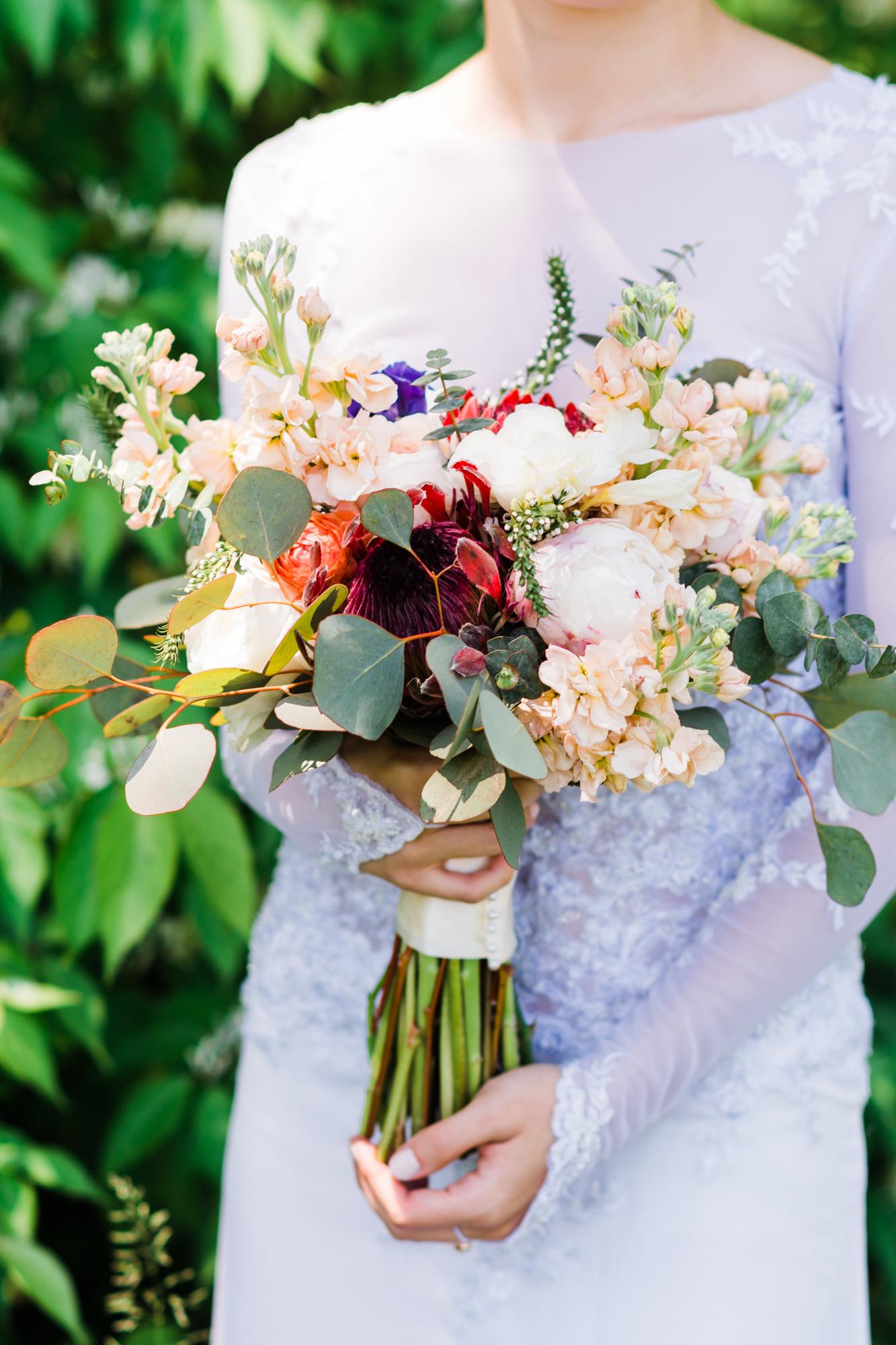 Celebration Farm Bridal Bouquet