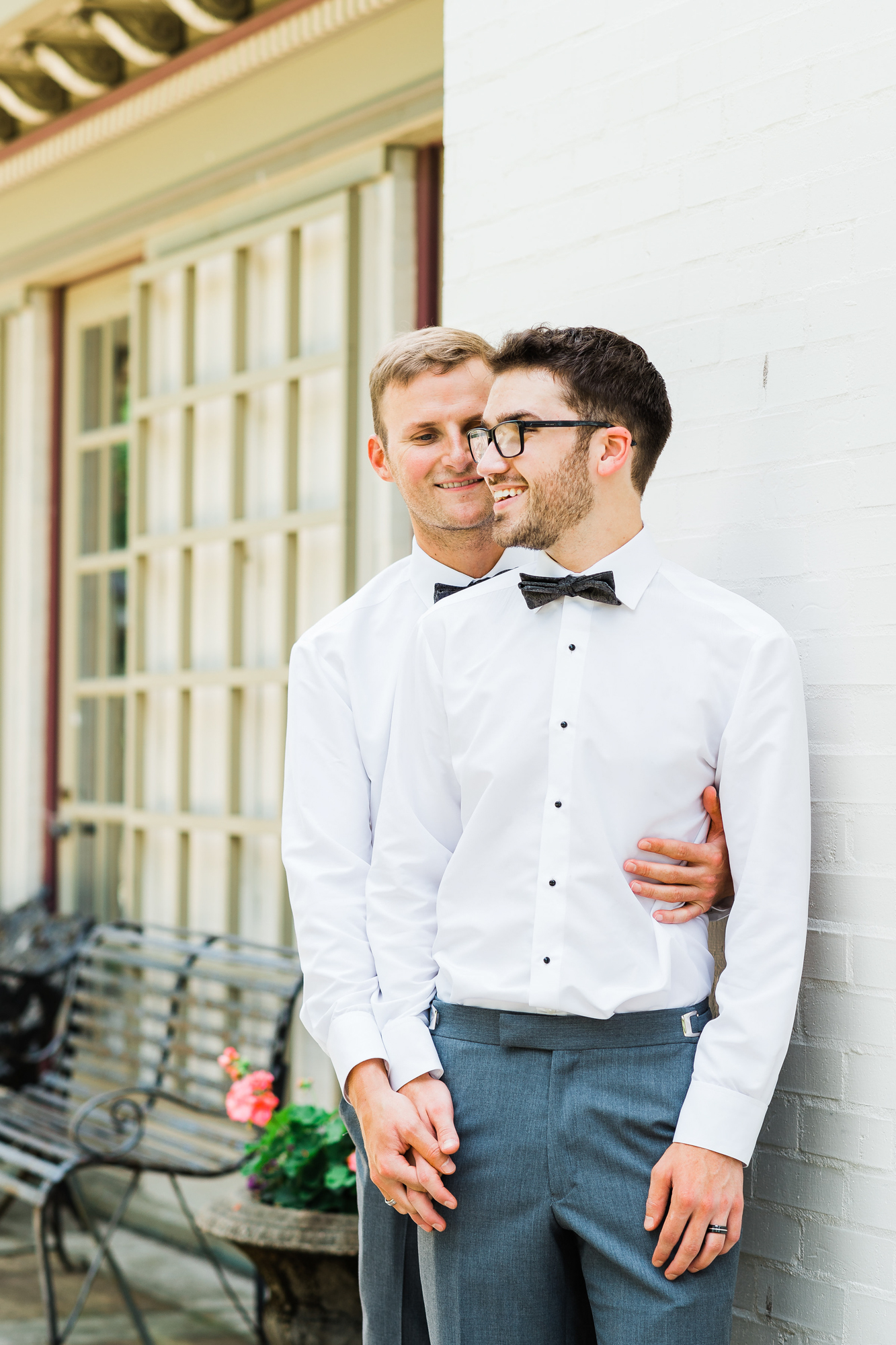 Overman Park - Cedar Falls, Iowa, Wedding Photographer