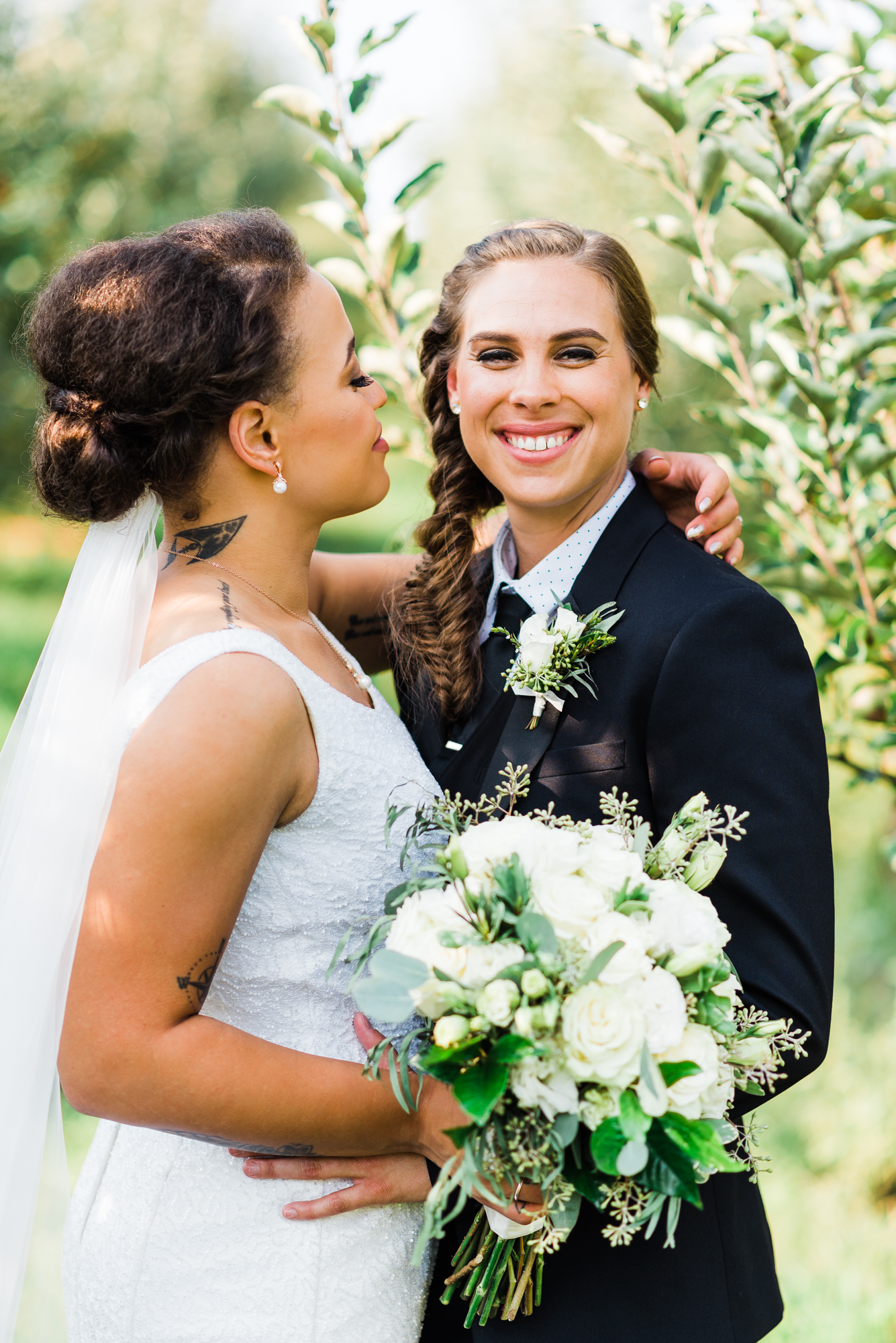 Rapid Creek Cidery - Iowa City, Iowa, Wedding Photographer