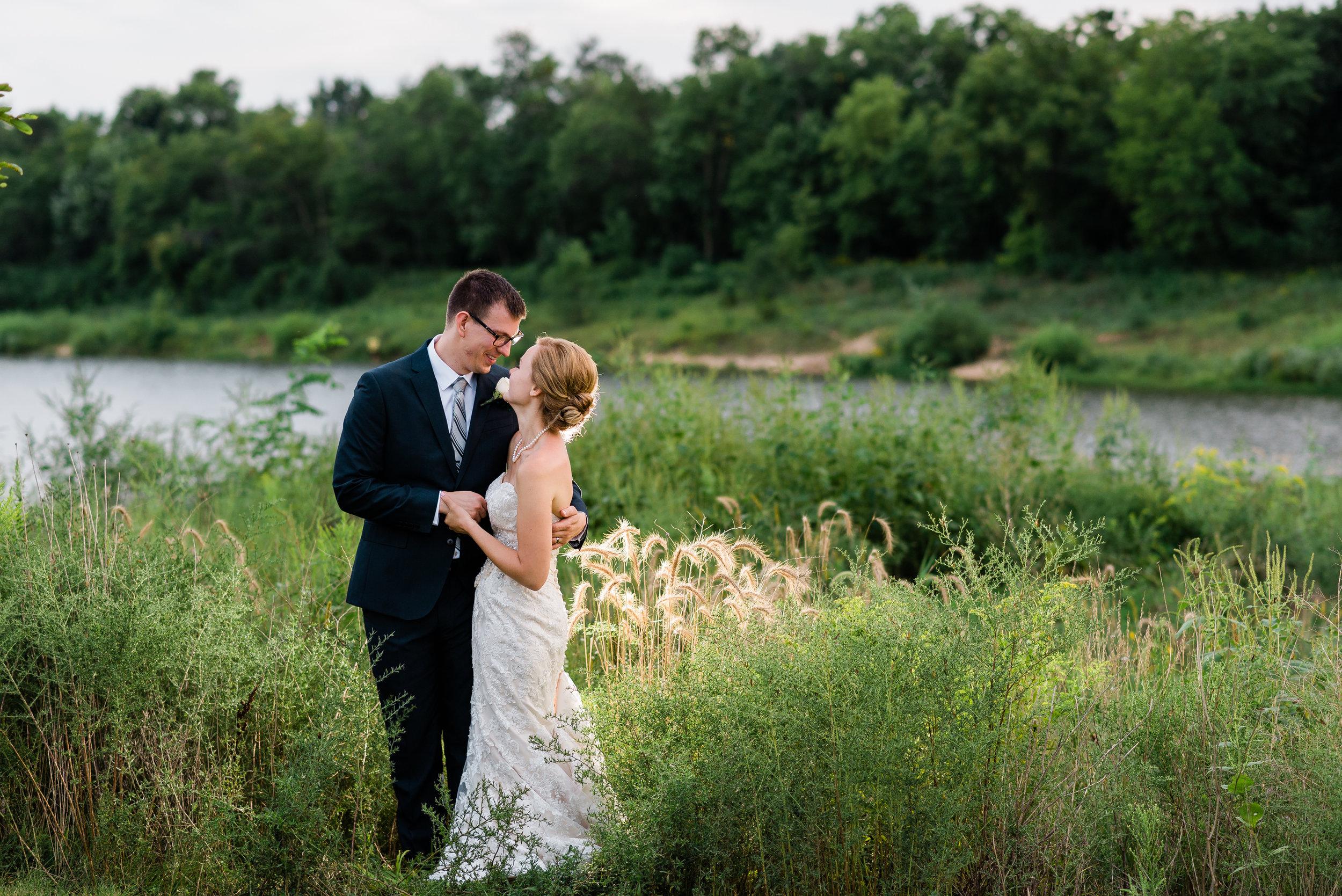 Terry Trueblood Lake - Iowa City, Iowa, Wedding Photographer
