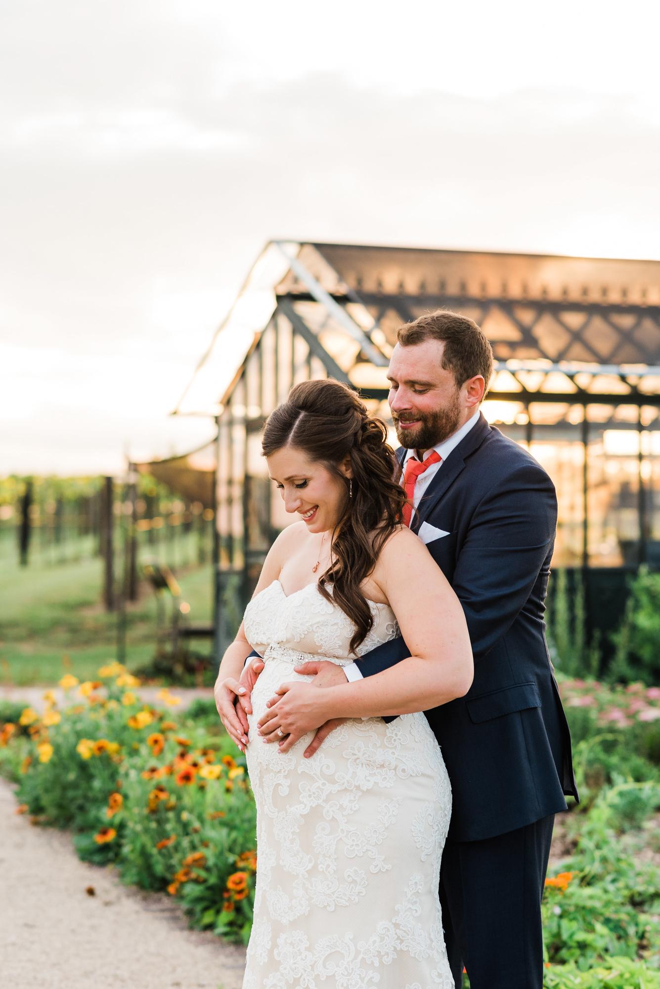 Buchanan House Winery - Tipton, Iowa, Wedding Photographer