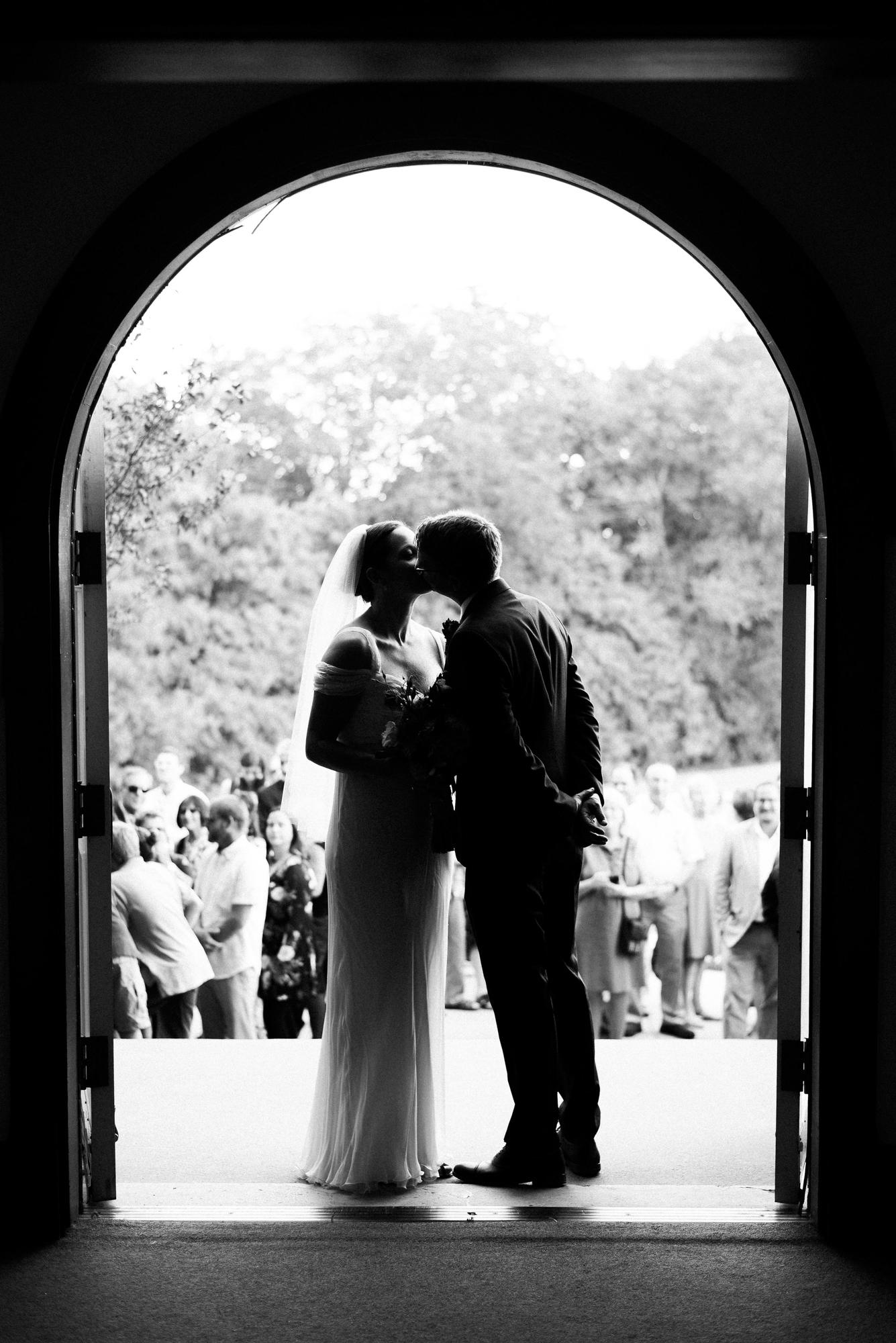 Sts. Peter & Paul Chapel - Solon, Iowa, Wedding Photographer