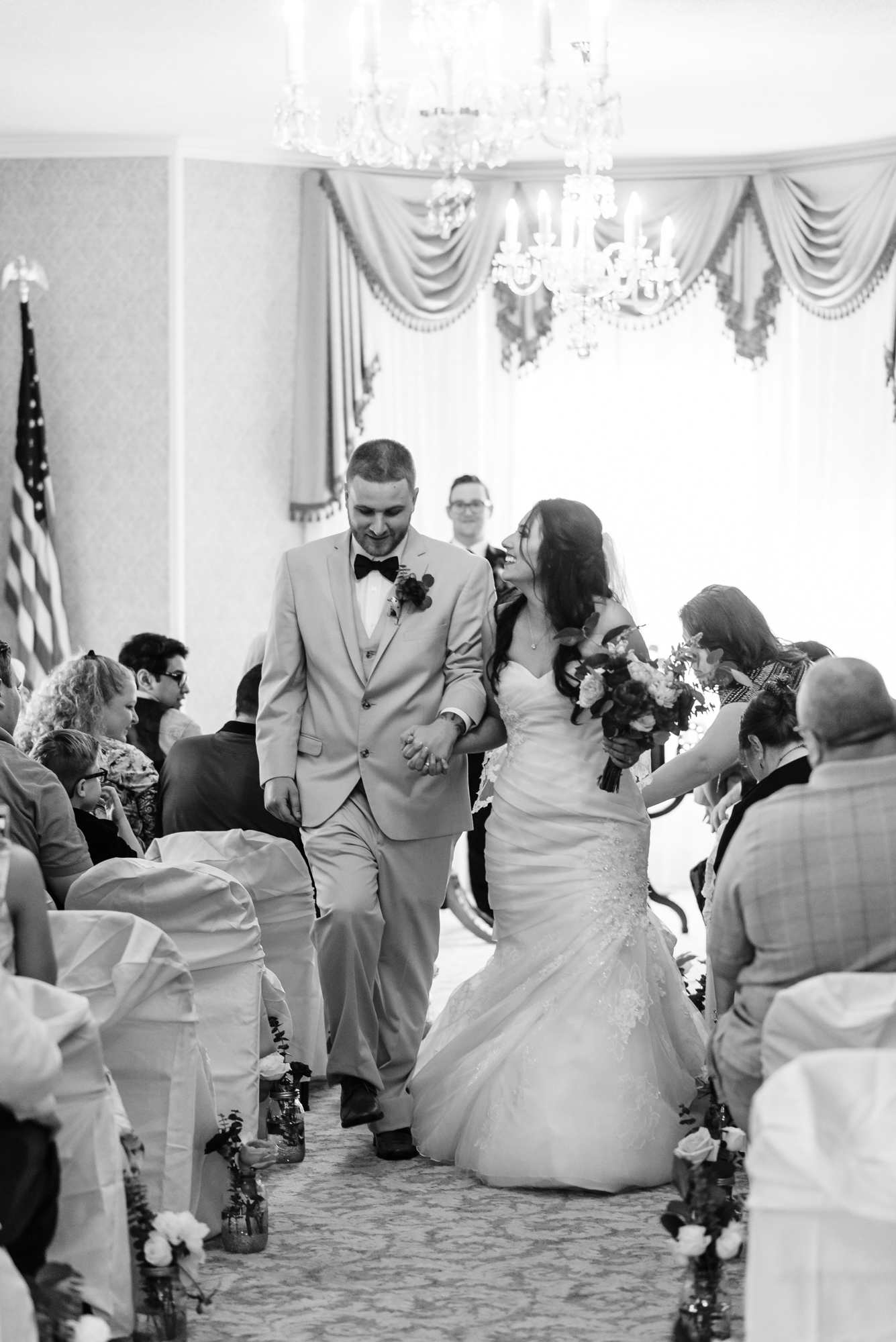 Snowden House - Waterloo, Iowa, Wedding Photographer