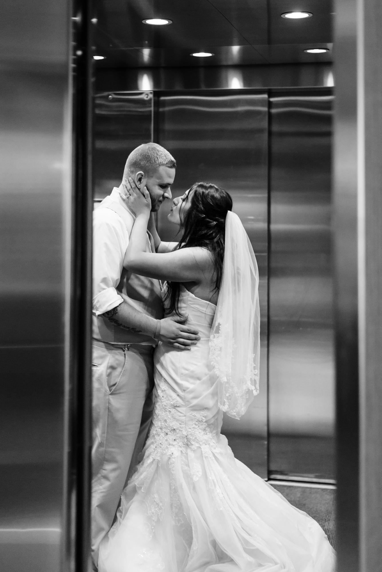 Isle Casino - Waterloo, Iowa, Wedding Photographer