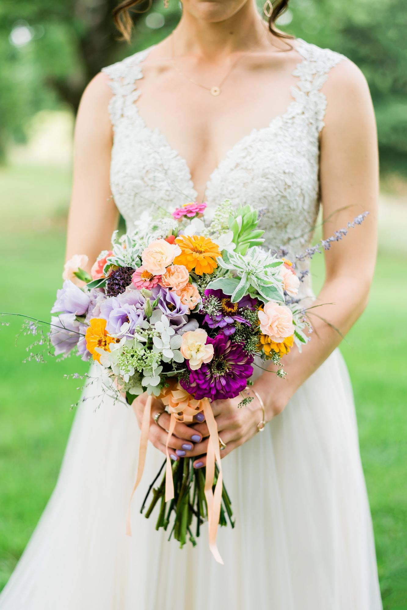 Farm Wedding - Oxford, Iowa, Wedding Photographer