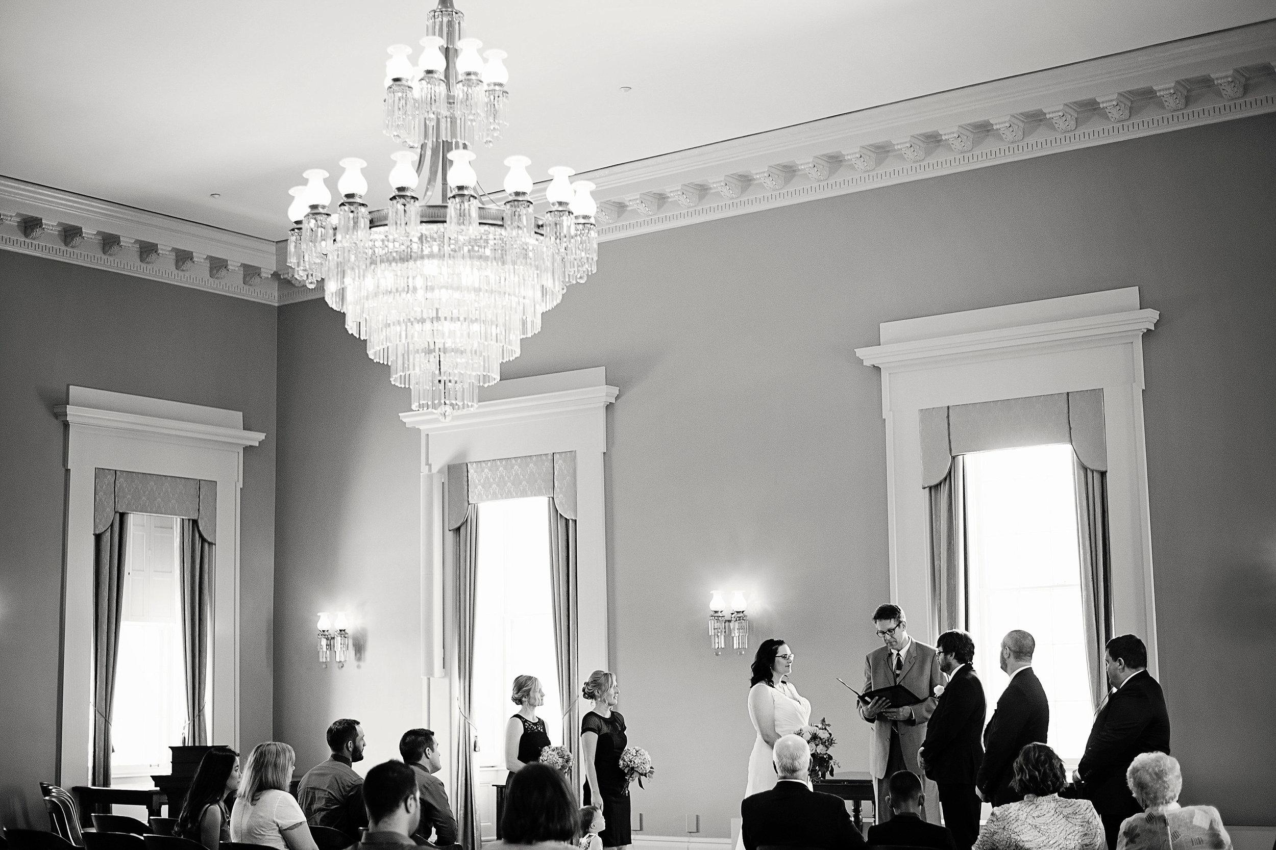 Old Capital Museum - Iowa City, Iowa, Wedding Photographer