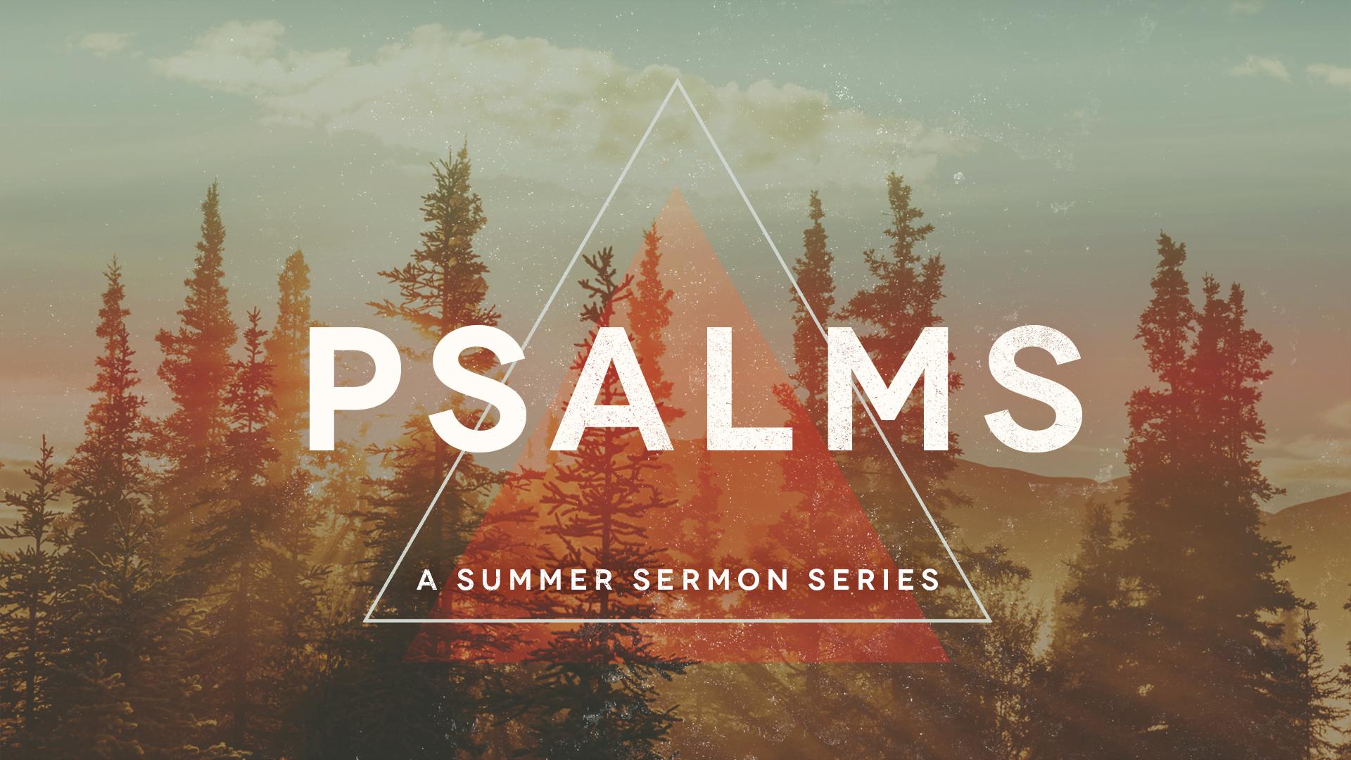 Psalm Campaign Artwork