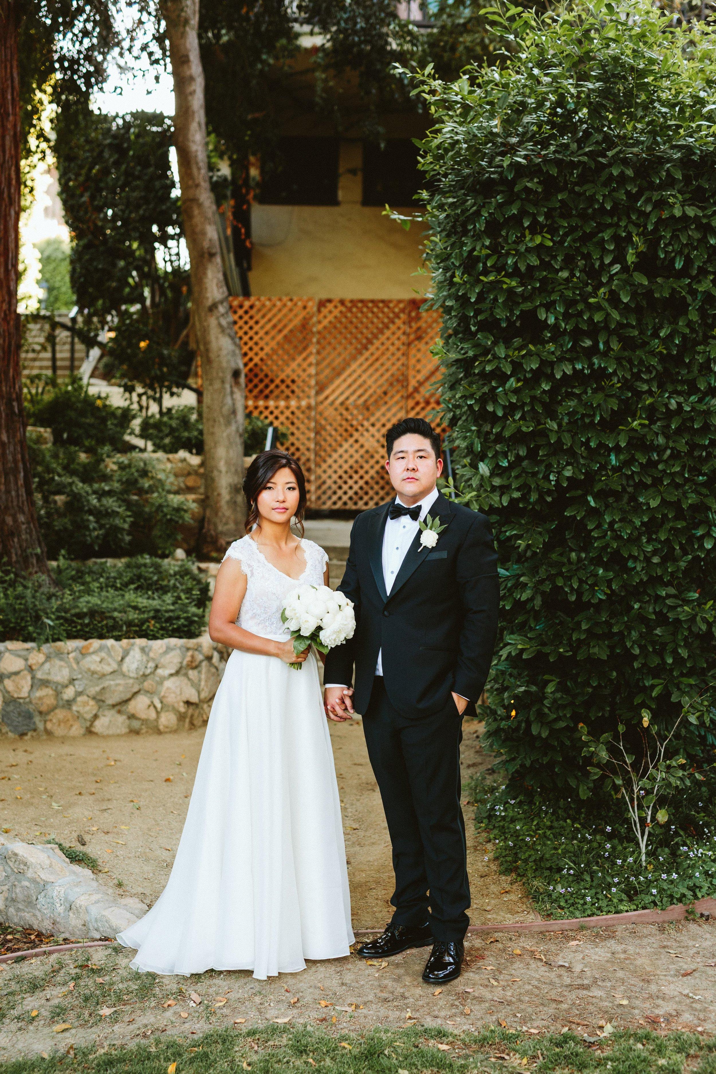 Jen & Gene - Pasadena Country Club
