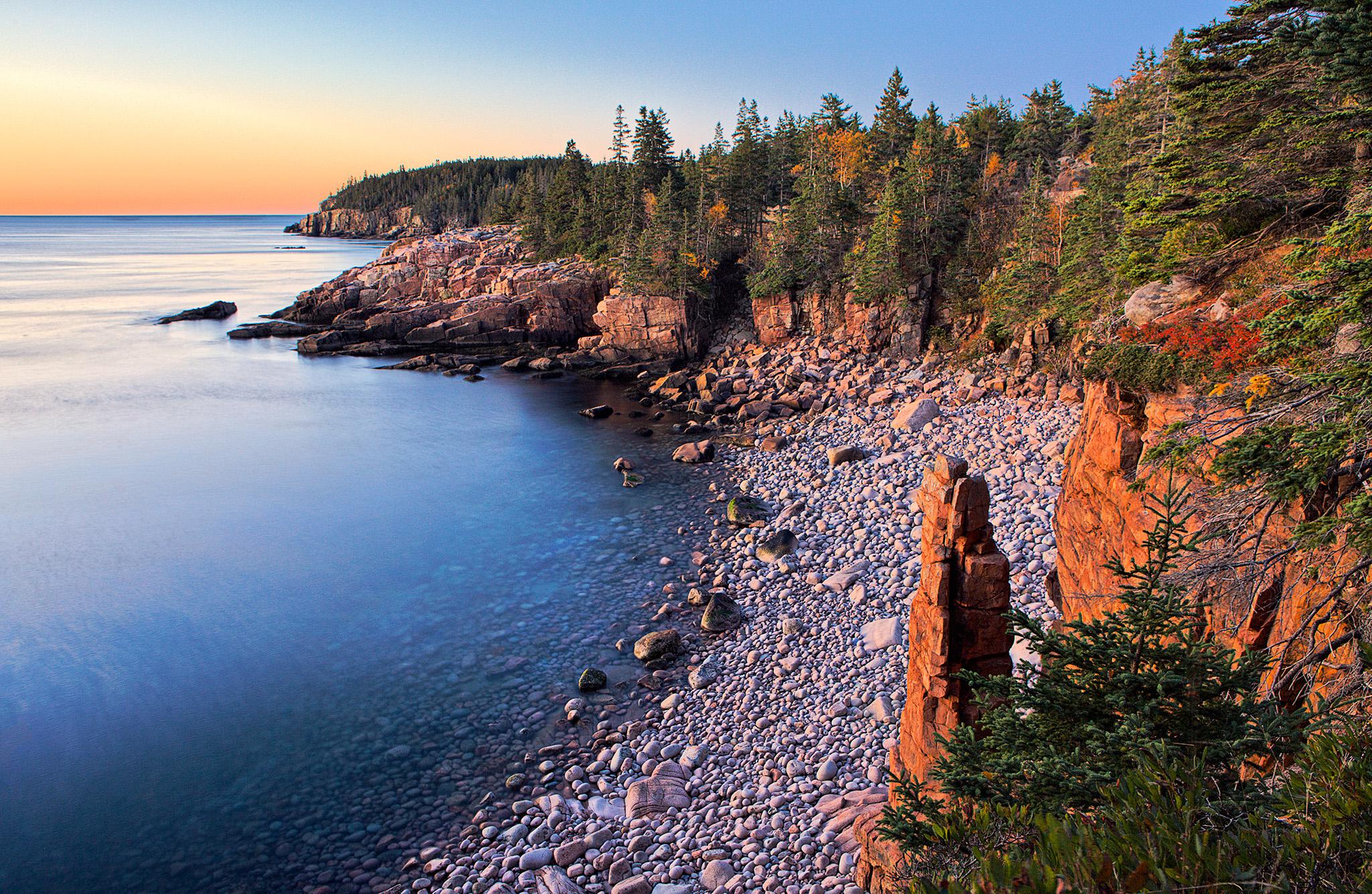 Monument Cove