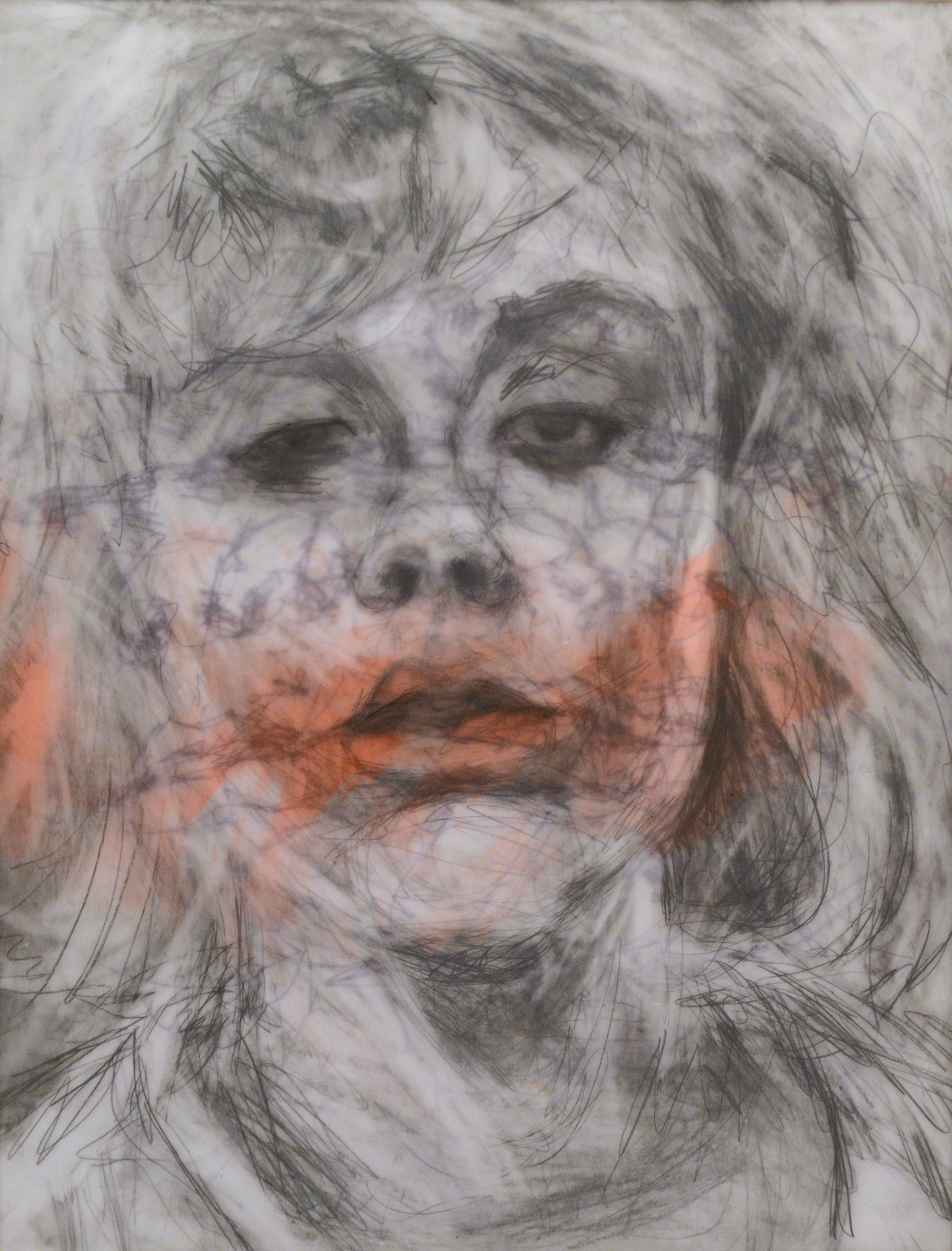 7 Sheet to the Wind, 2012, 14 X 17, graphite and watercolor on vellum .jpg