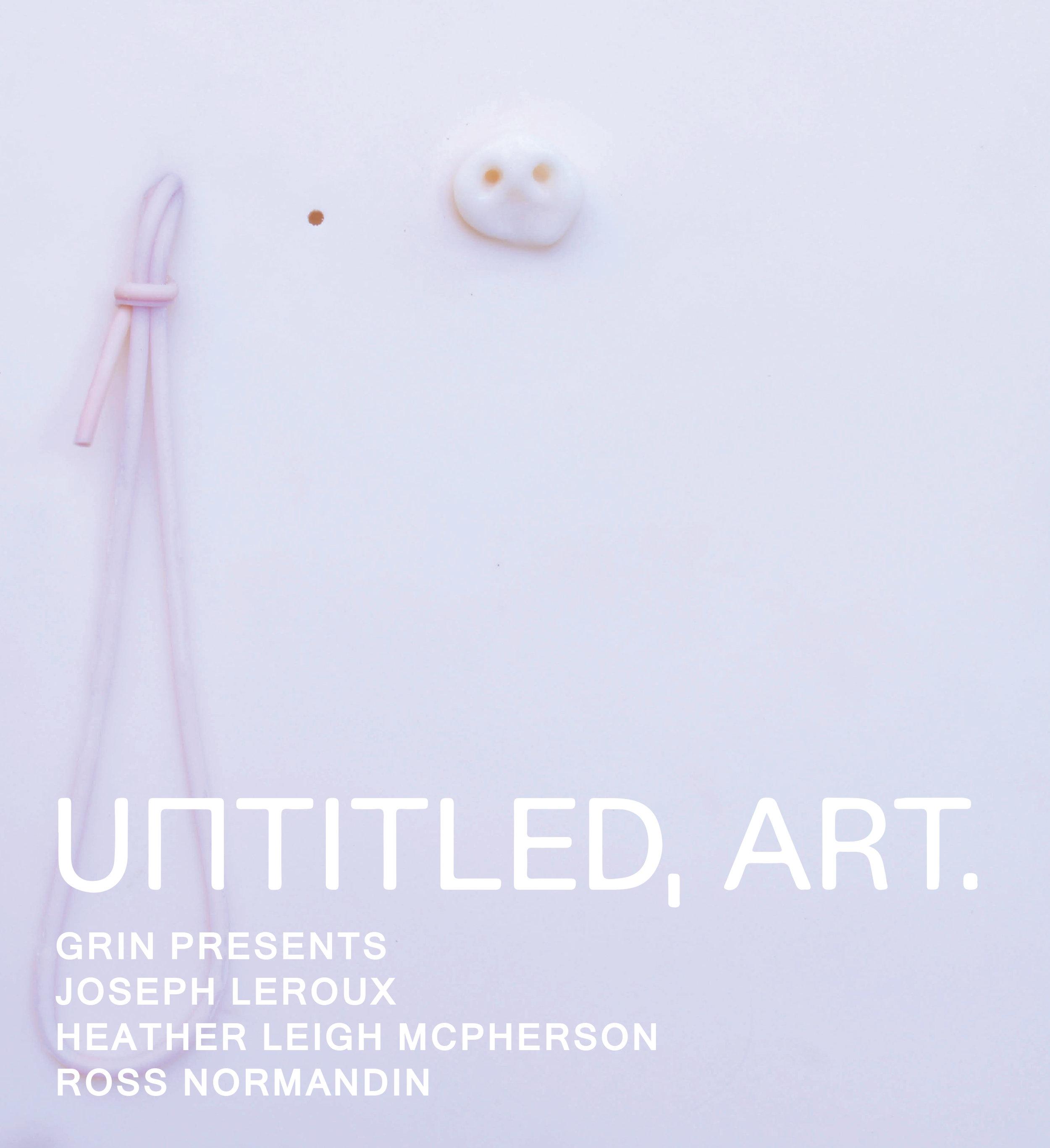 UNTITLED, Art Fair