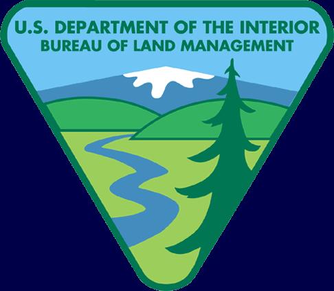 Bureau Land Management Logo