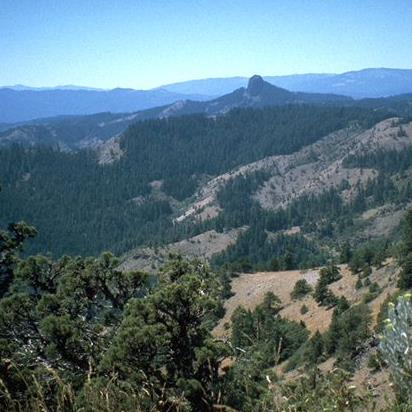 Soda Mountain Wilderness